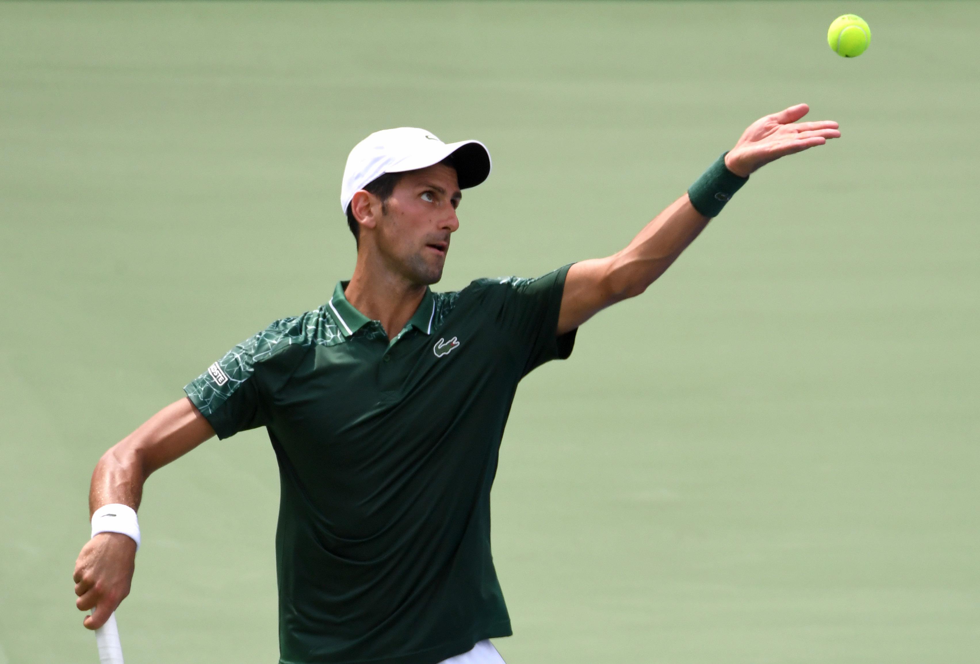 Tennis - ATP - Djokovic solide à Toronto, Wawrinka renversant