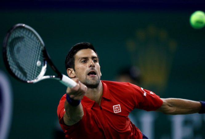Tennis - ATP - Djokovic tout près ... d'assommer un arbitre
