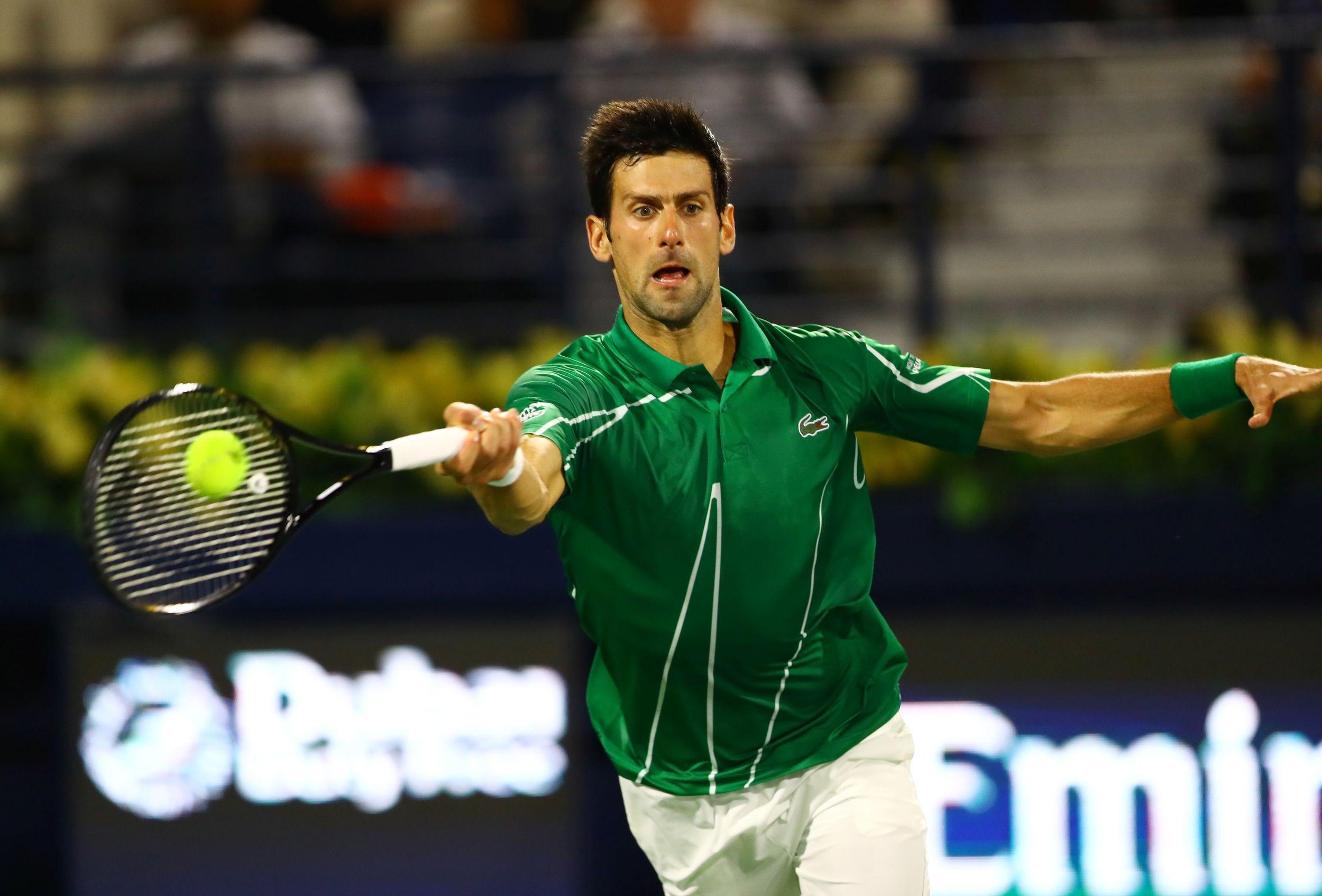 Tennis - ATP - Dojokovic, Federer et Nadal veulent aider les joueurs en difficulté à cause du coronavirus
