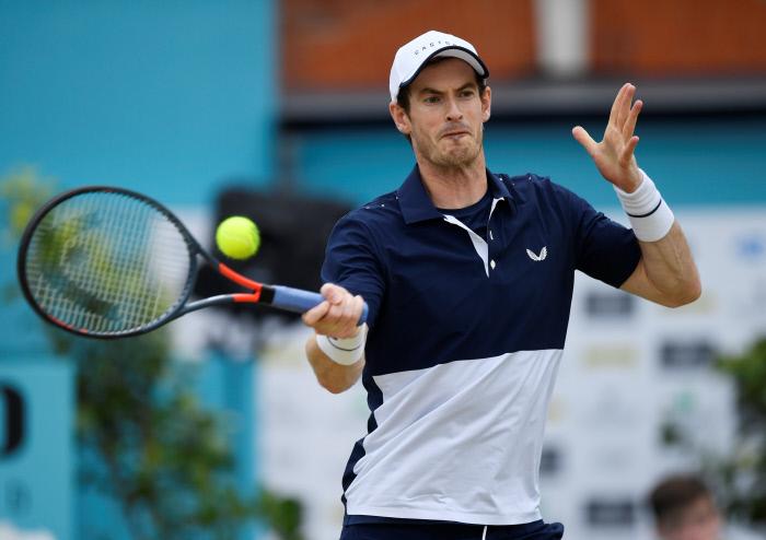 Tennis - ATP - Andy Murray signe sa première victoire ... depuis 8 mois