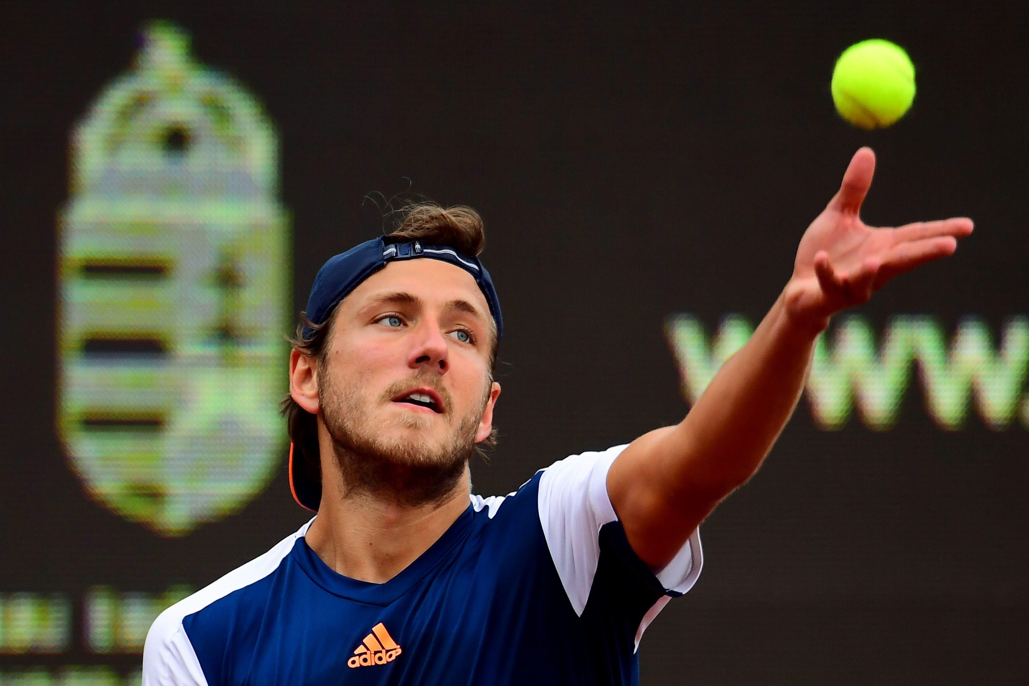 Tennis - ATP - En finale à Budapest, Lucas Pouille ne veut pas penser à Roland-Garros