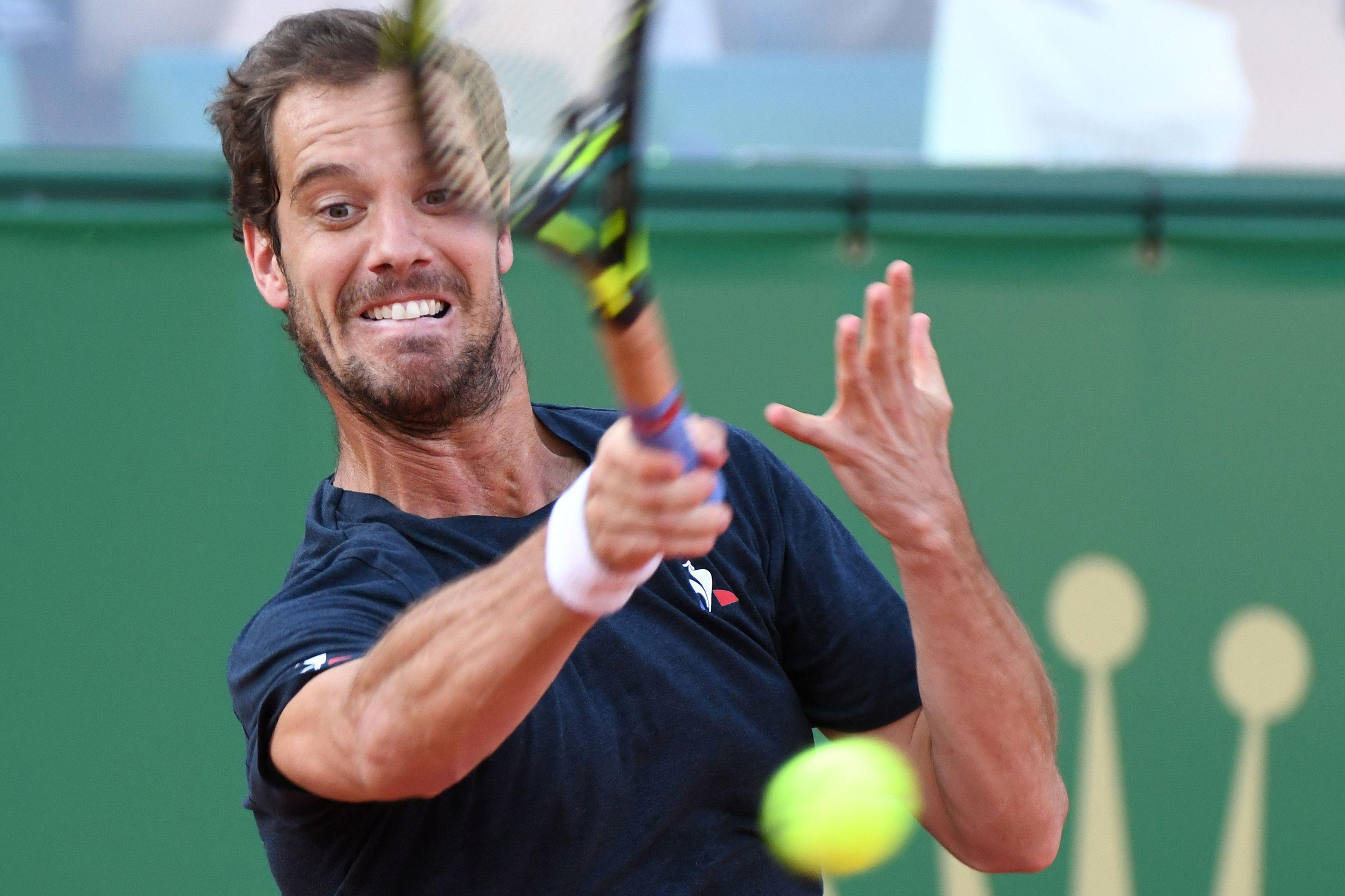 Tennis - ATP - Et Gasquet a fini par céder