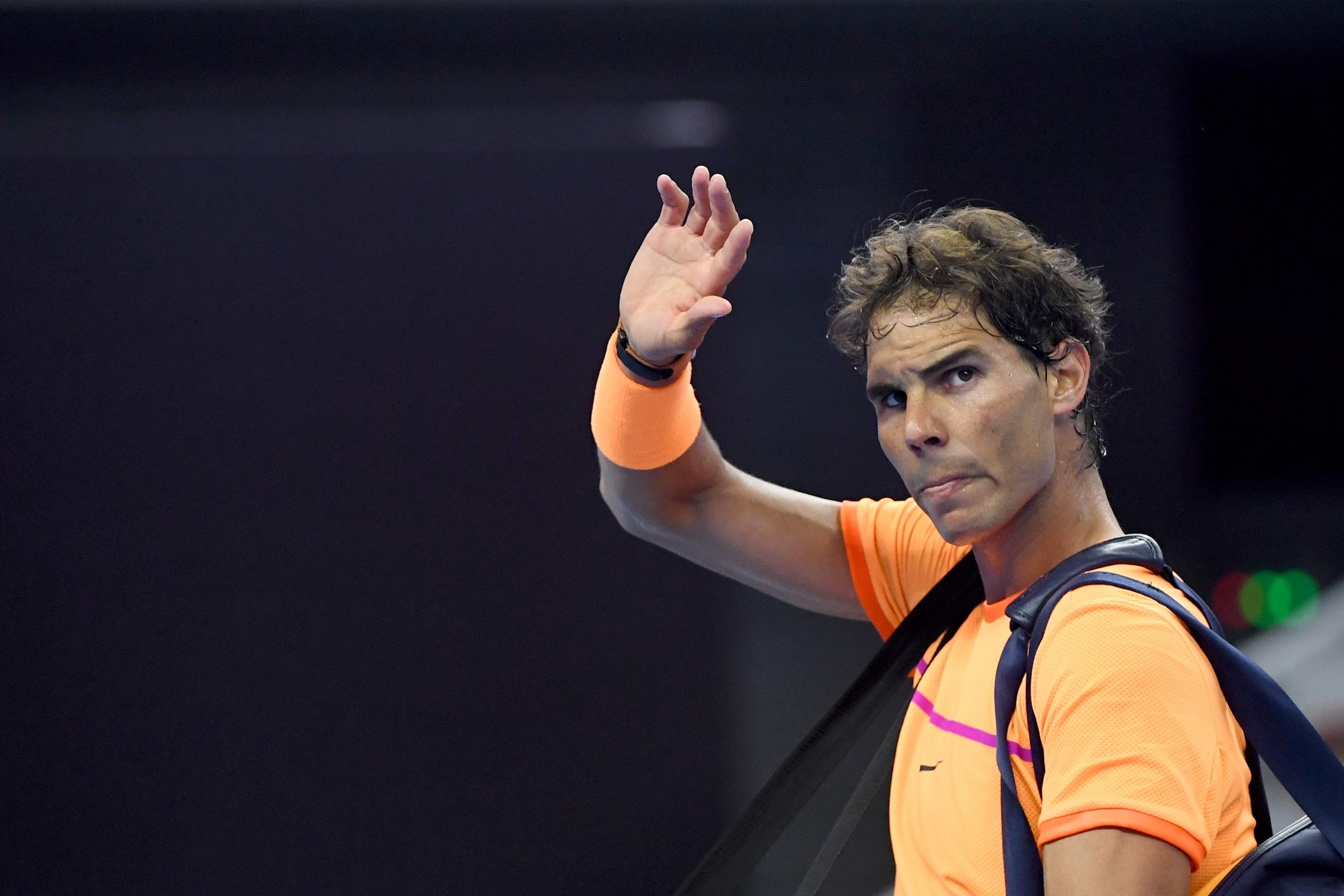 Tennis - ATP - Battu par Dimitrov, Nadal a (vraiment) perdu de sa superbe