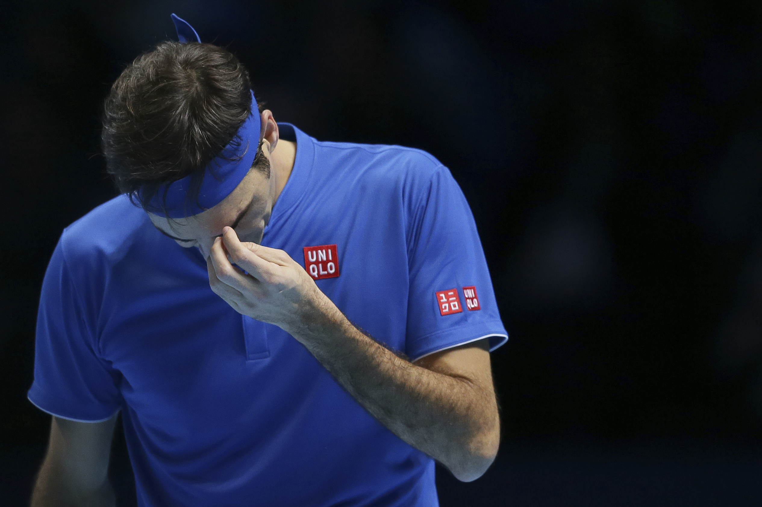 Tennis - ATP - Federer à Zverev : «Tu n'as pas à t'excuser»