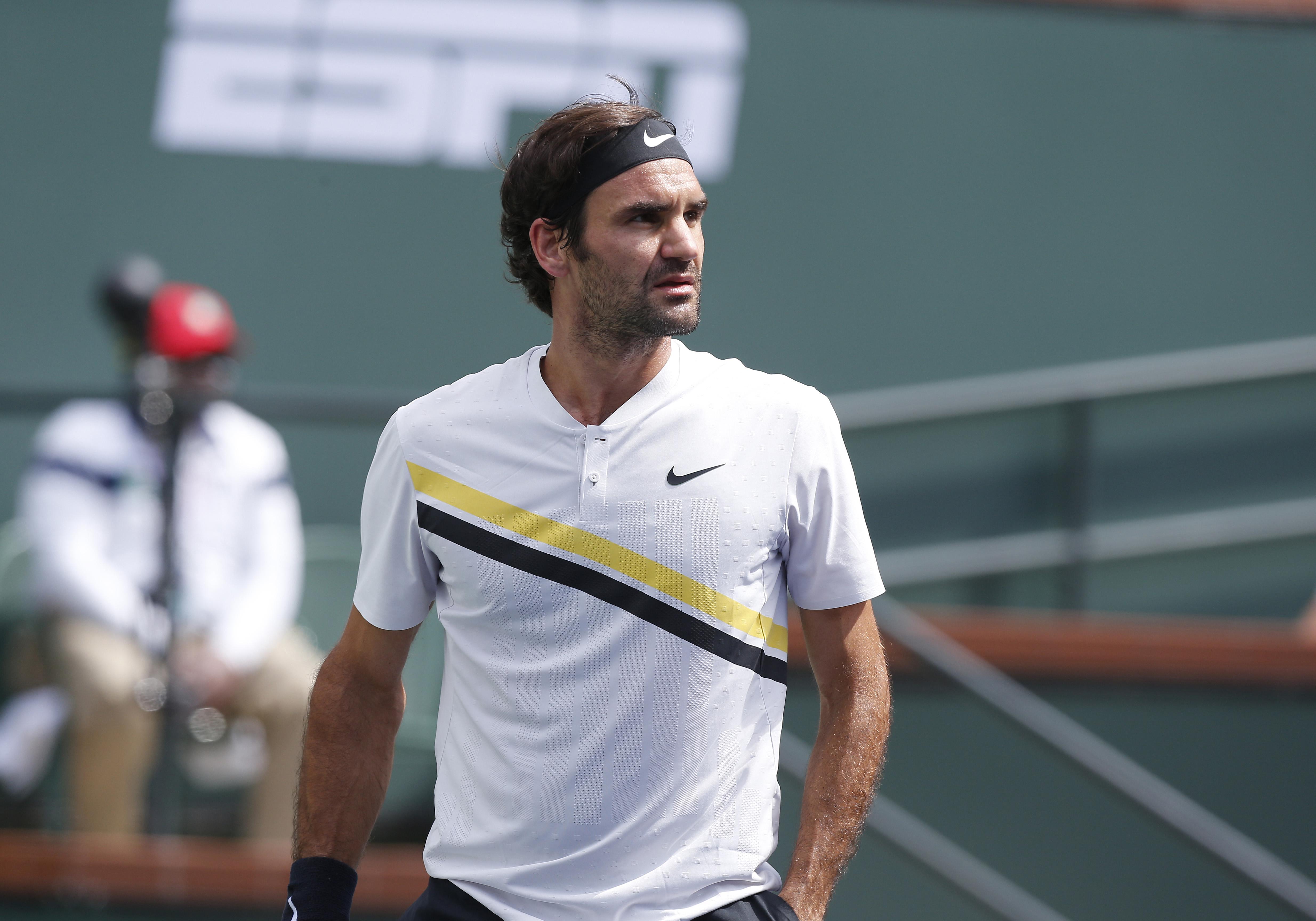 Tennis - ATP - Battu d'entrée à Miami, Federer fera (encore) l'impasse sur Roland-Garros