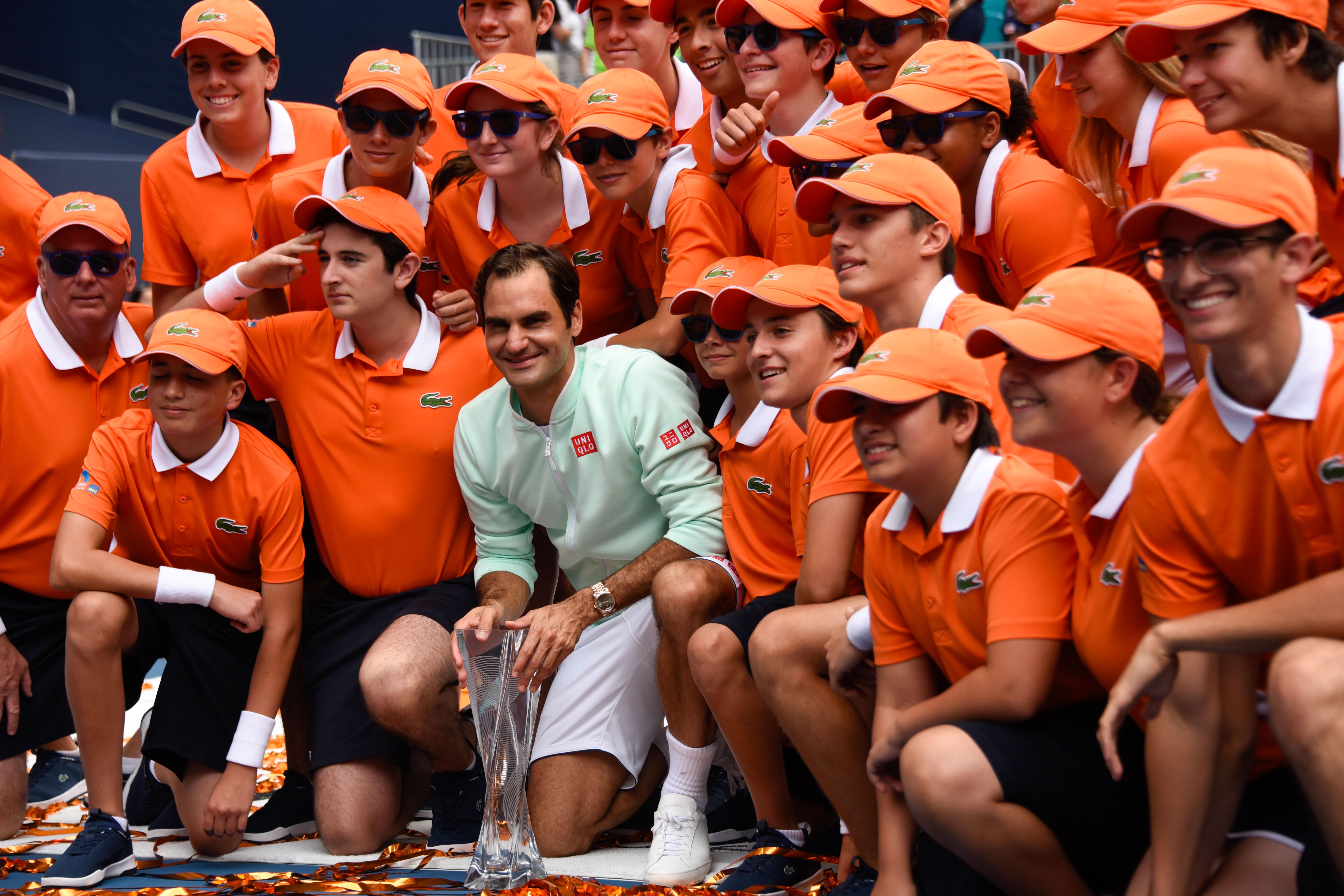 Tennis - ATP - Federer dans toutes les têtes à Monte-Carlo