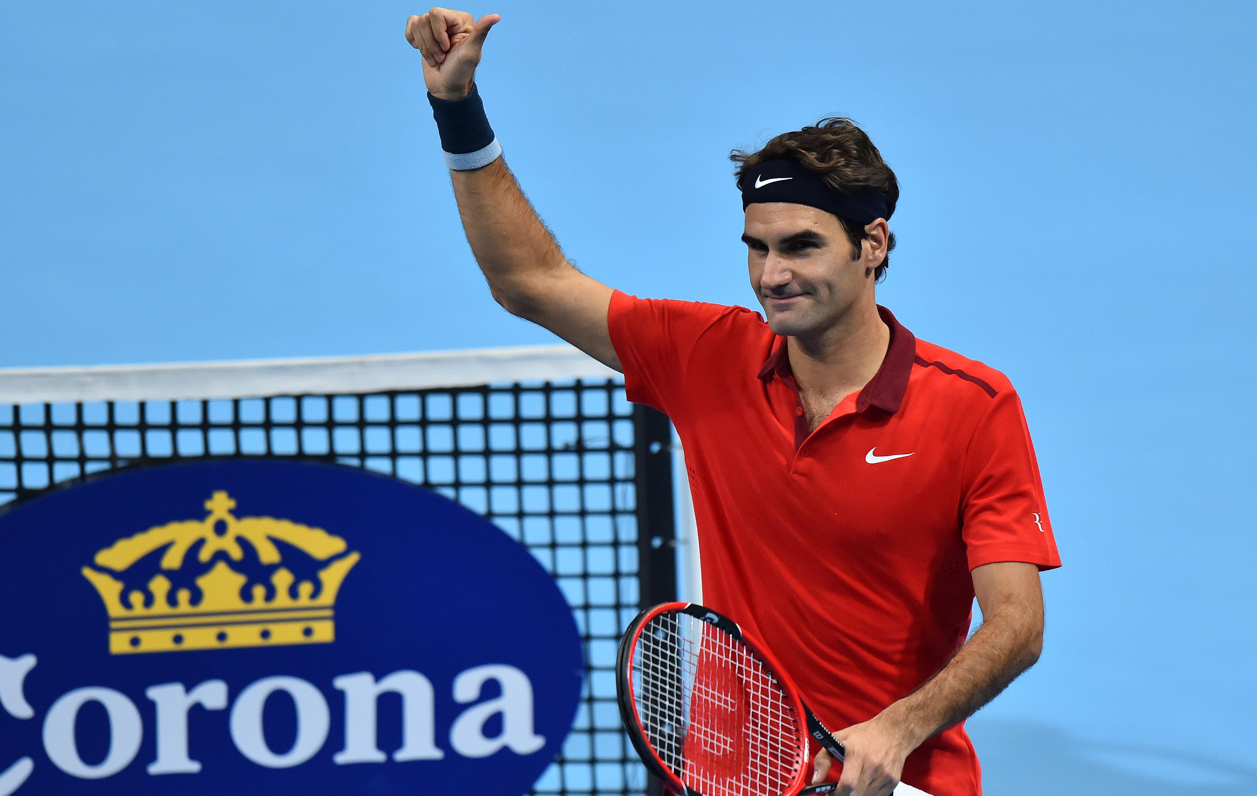 Tennis : ATP - Federer en deux temps