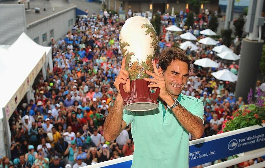 Tennis : ATP - </b>Federer retrouve les sommets