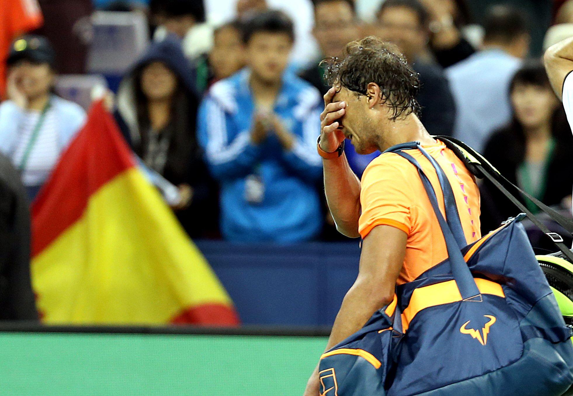 Tennis - ATP - Fin de saison pour Nadal ?