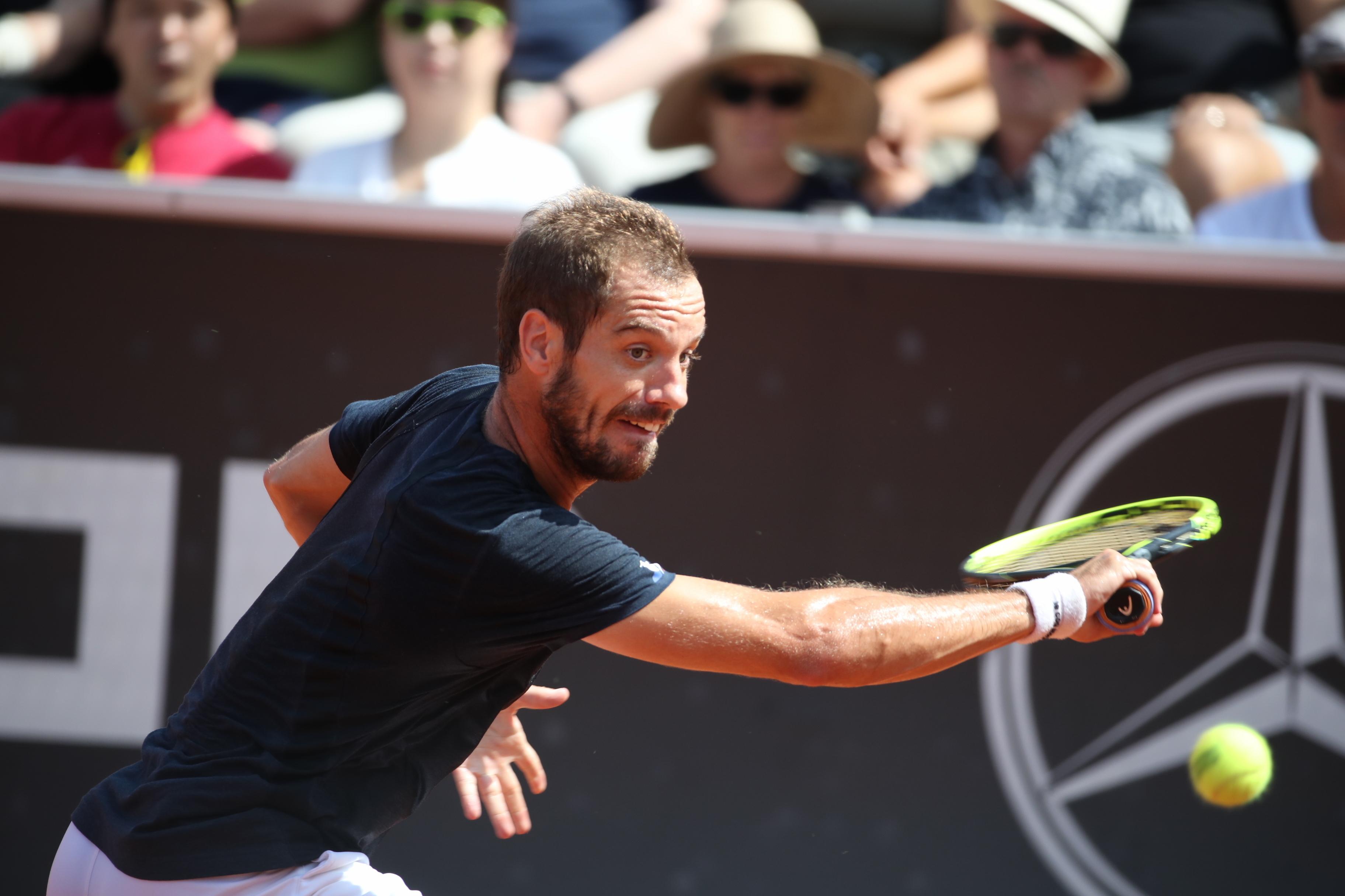 Tennis - ATP - Gasquet battu en finale de Bastad