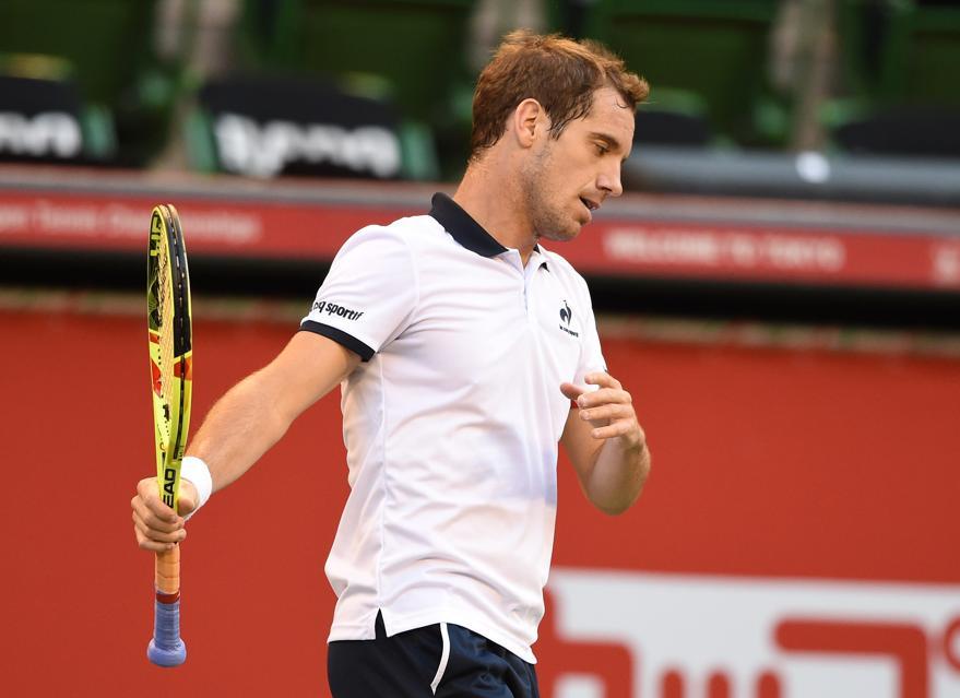 Tennis - ATP - Gasquet, comme Tsonga, ne profite pas de l?effet Noah