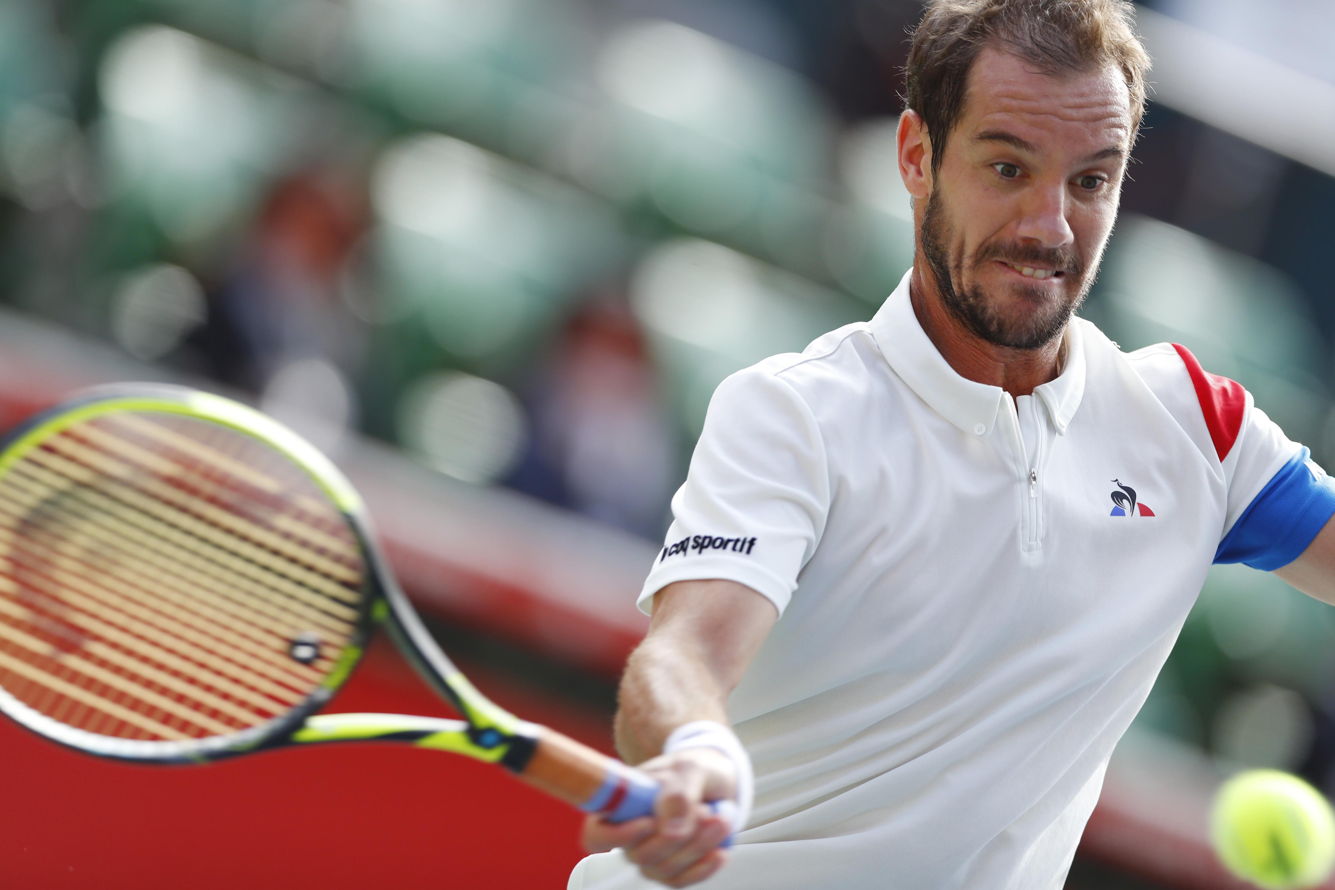 Tennis - ATP - Gasquet écarte Simon ... et attend Federer