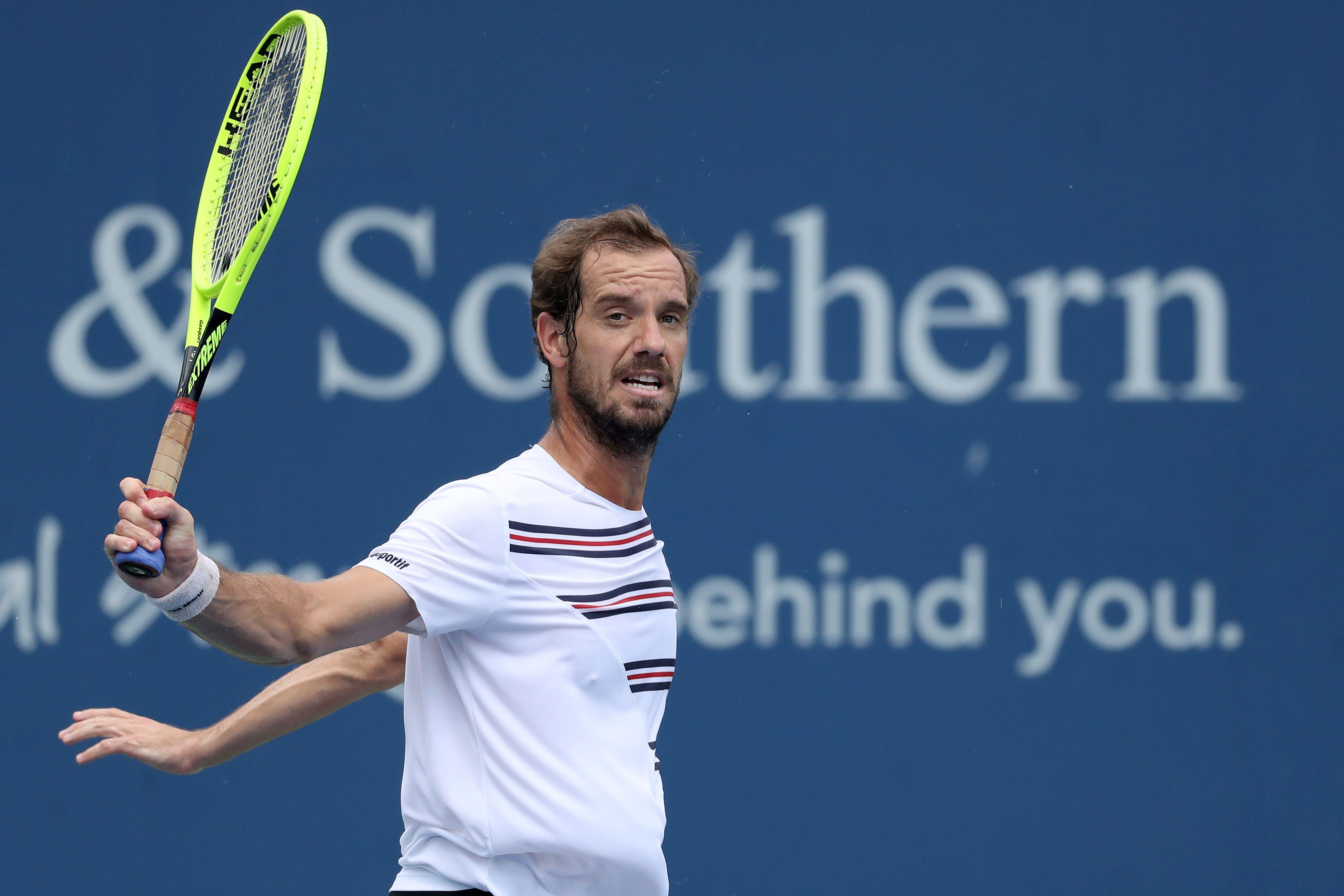 Tennis - ATP - Gasquet en demi-finales à Cincinnati, une première en Masters 1000