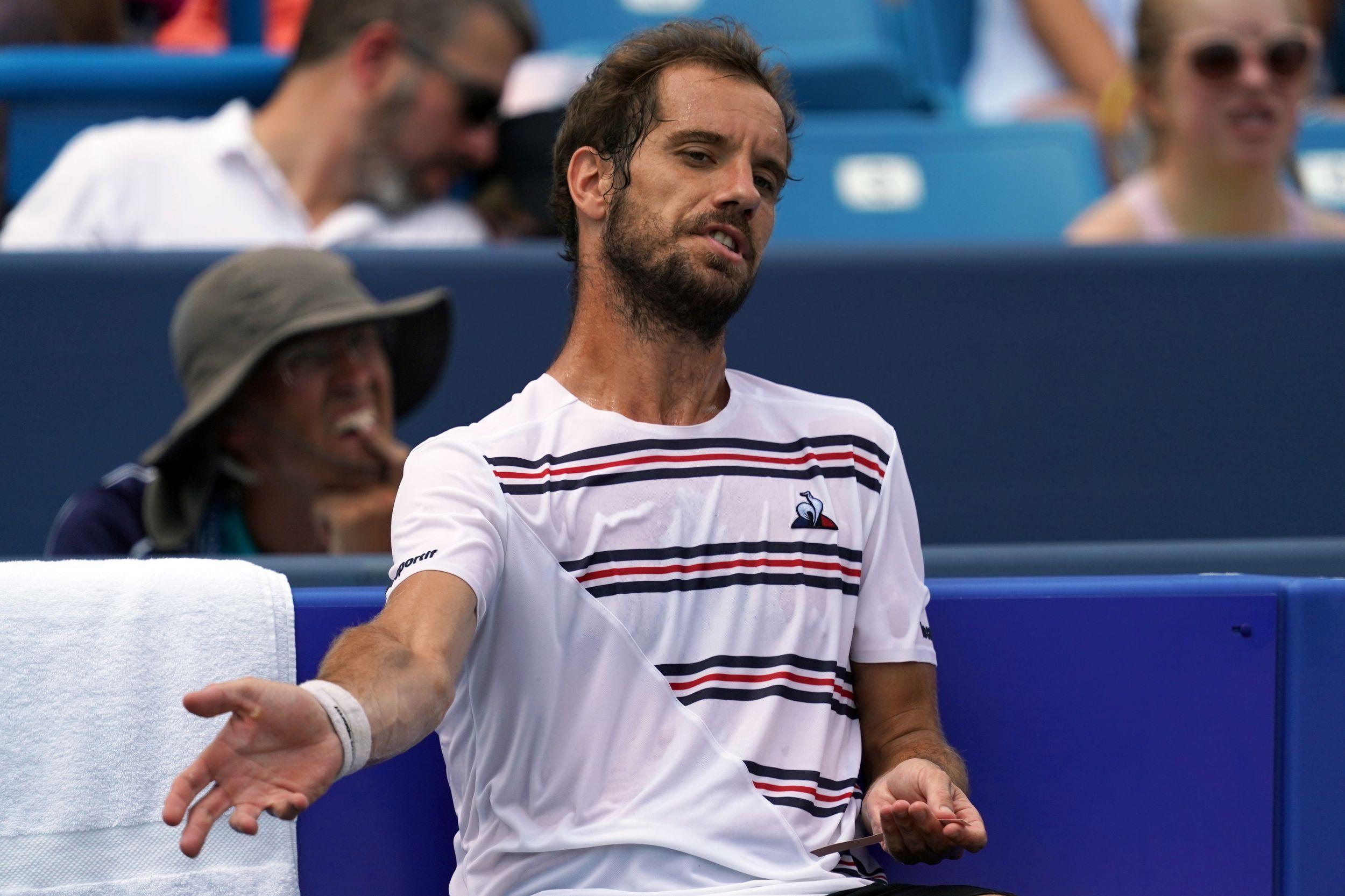 Tennis - ATP - Gasquet n'ira pas en finale à Cincinnati
