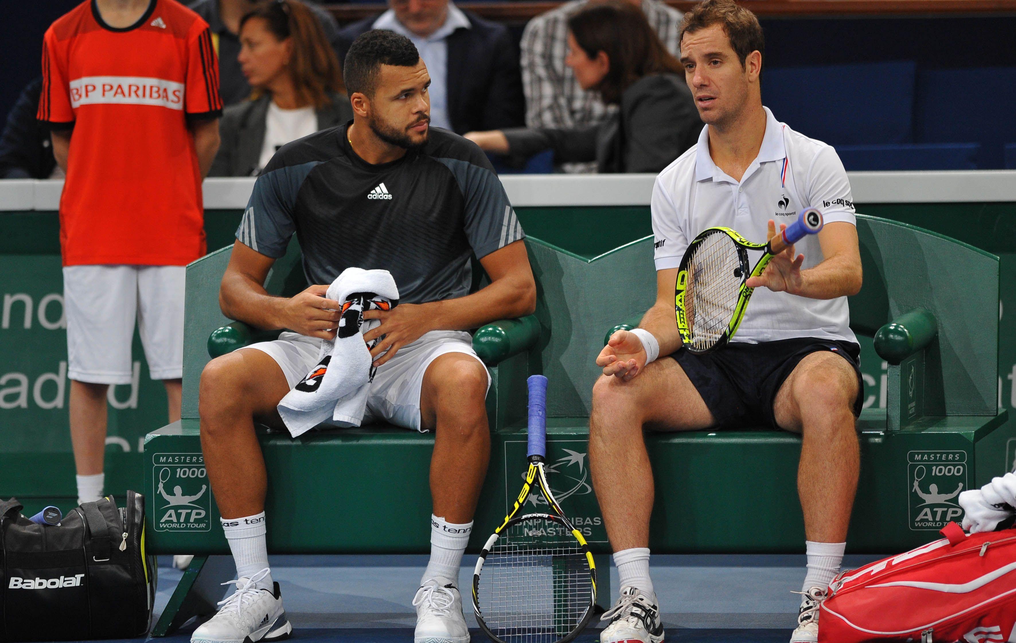 Tennis : ATP - Gasquet/Tsonga, un double pour quoi faire ?