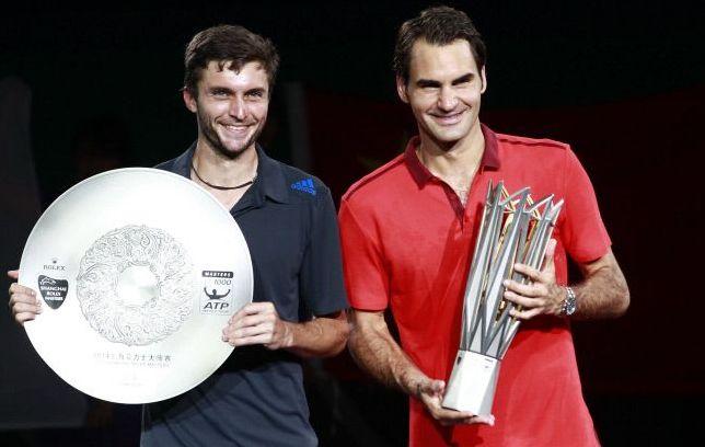 Tennis : ATP - Gilles Simon peut-il bousculer la hi�rarchie bleue ?