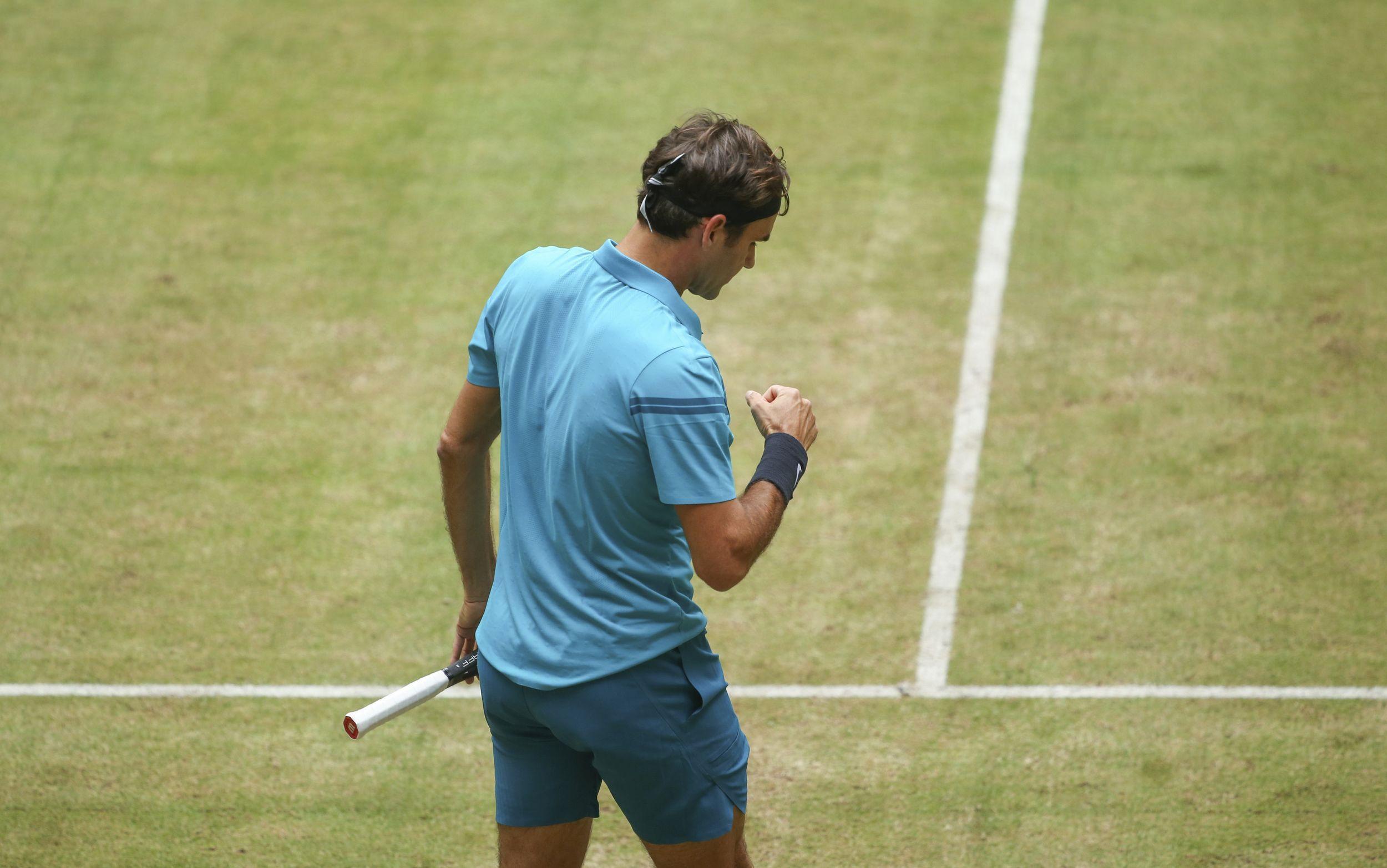 Tennis - ATP - Halle : Federer en finale, comme prévu