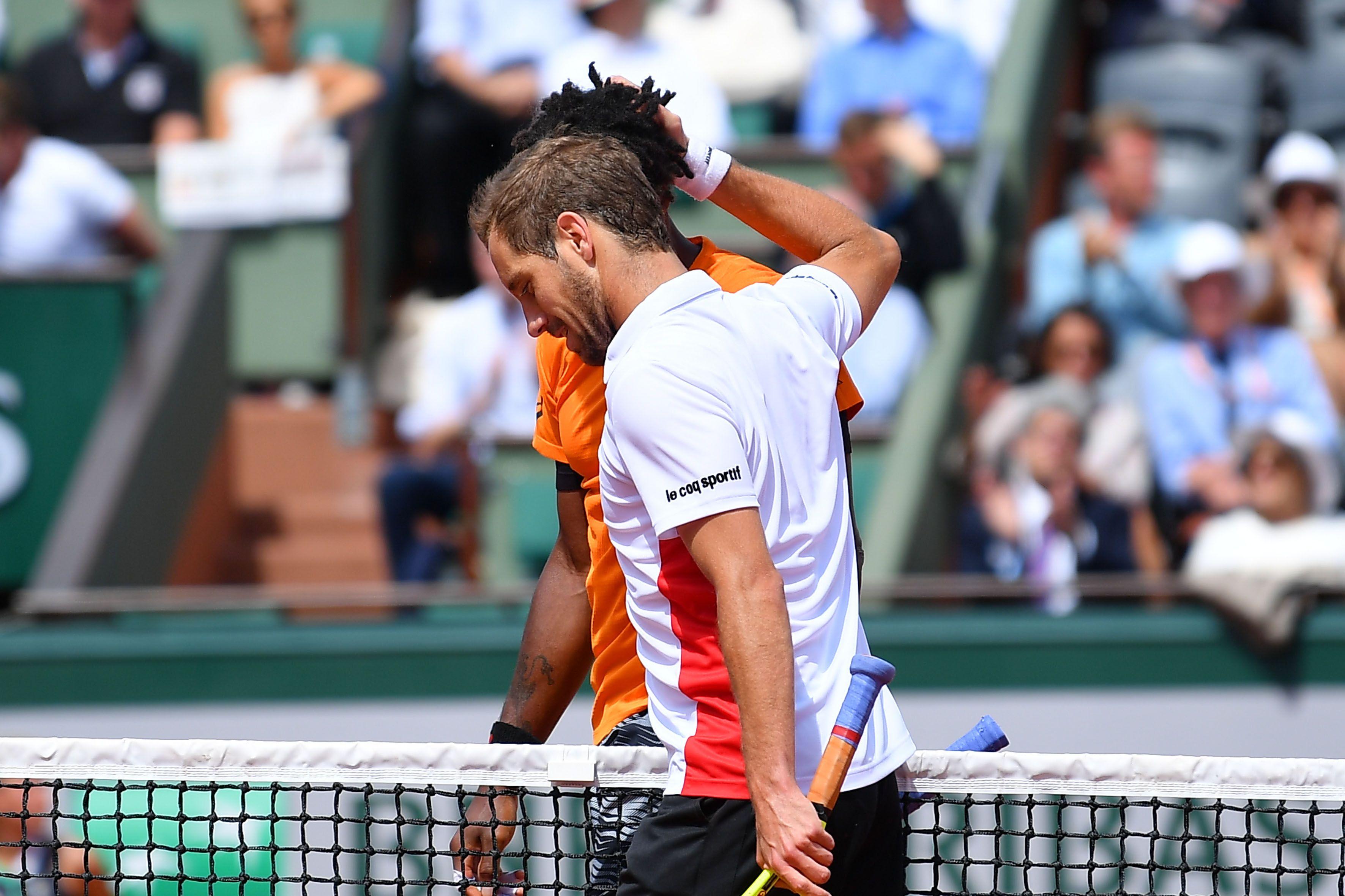Tennis - ATP - Halle : un Gasquet virevoltant élimine Monfils au 1er tour