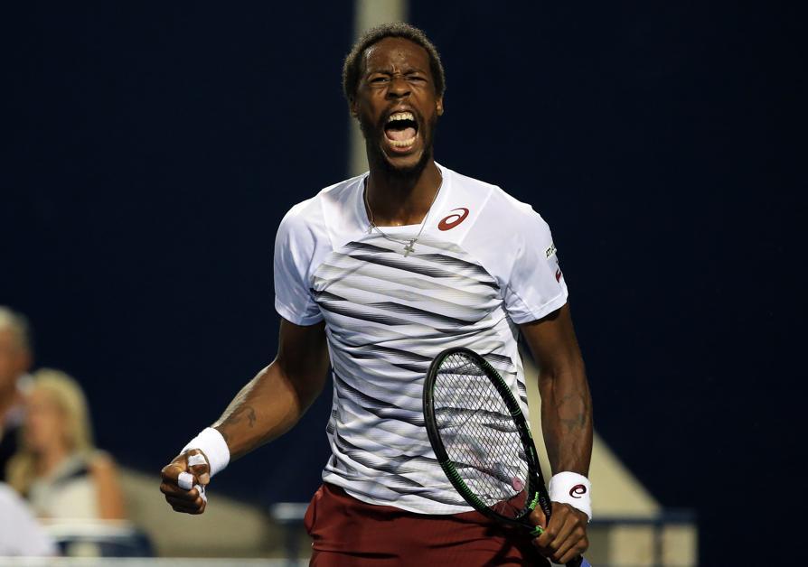 Tennis - ATP - Inarrêtable, Monfils s'offre une demie face à Djokovic