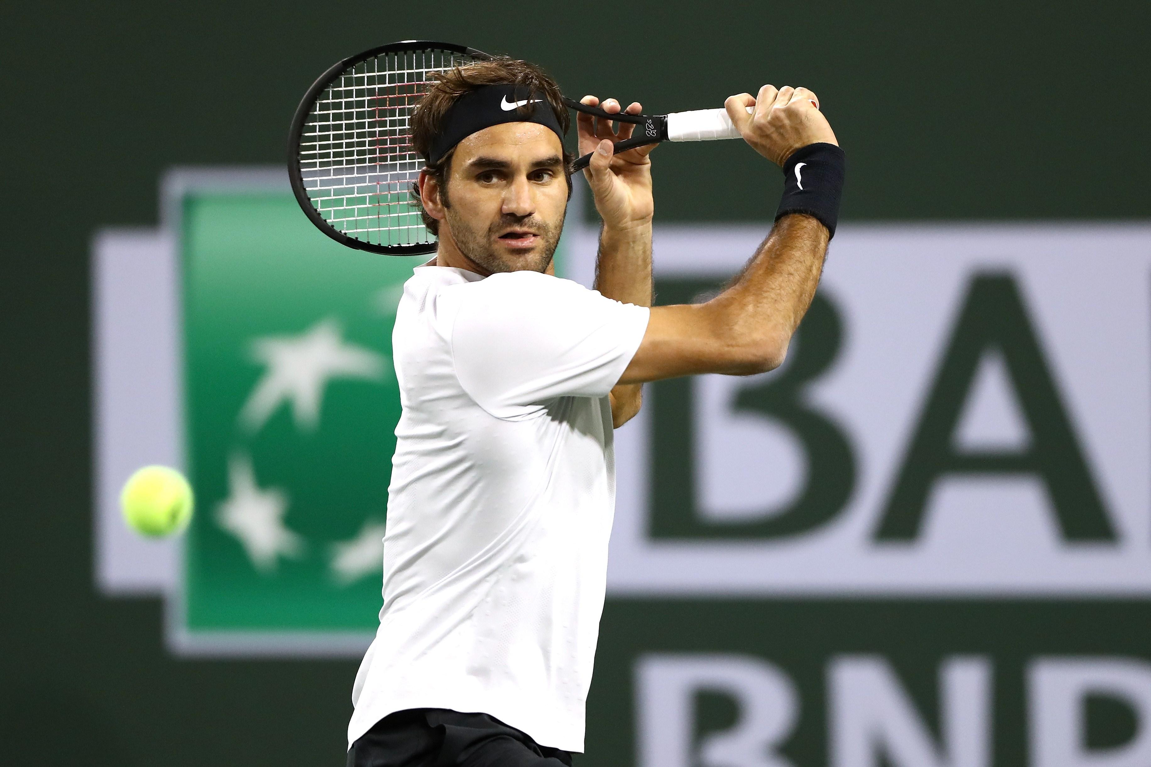 Tennis - ATP - Indian Wells: Federer-Coric en direct