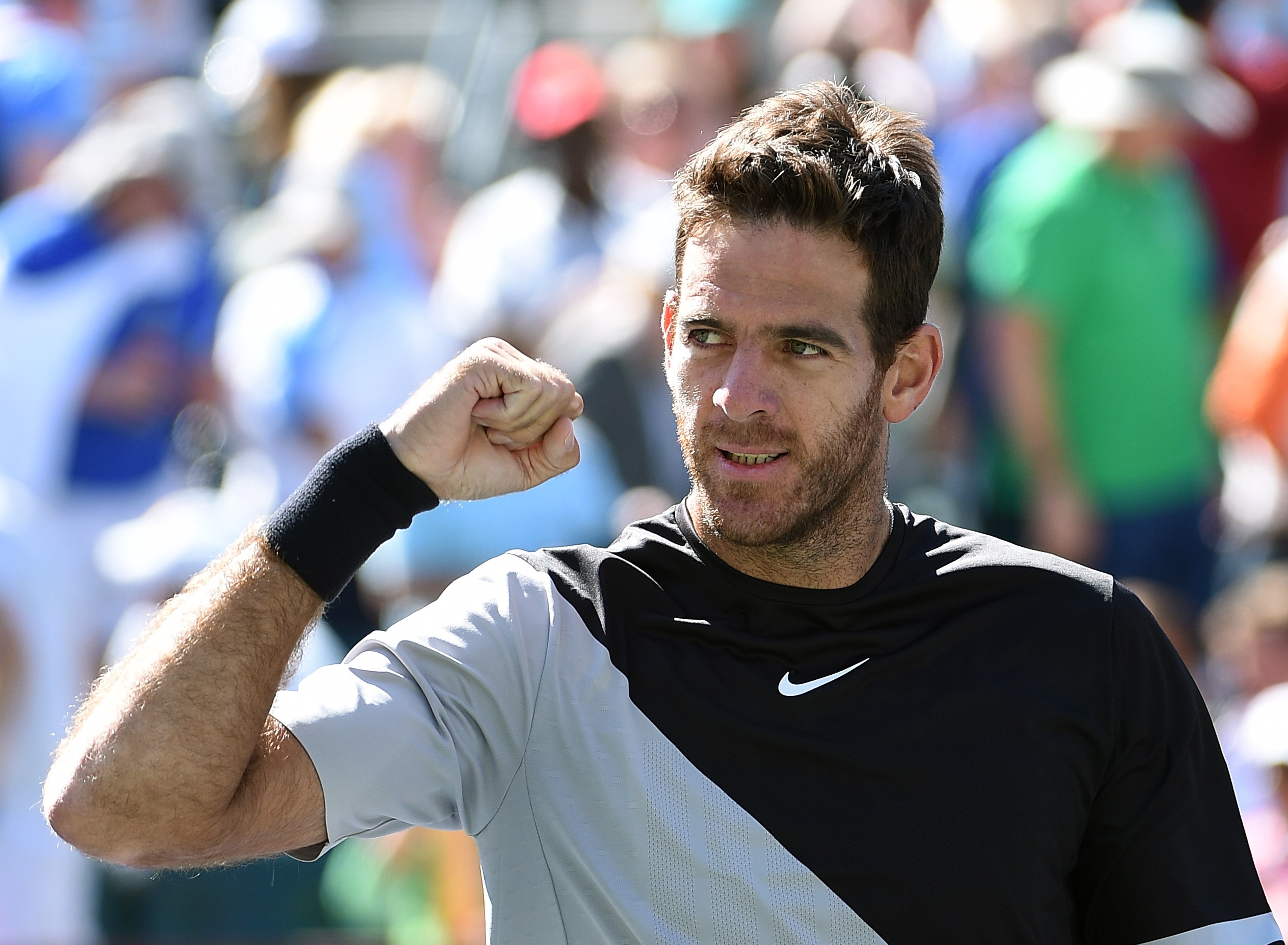 Tennis - ATP - Indian Wells : Federer n'est plus invincible, la faute à Del Potro