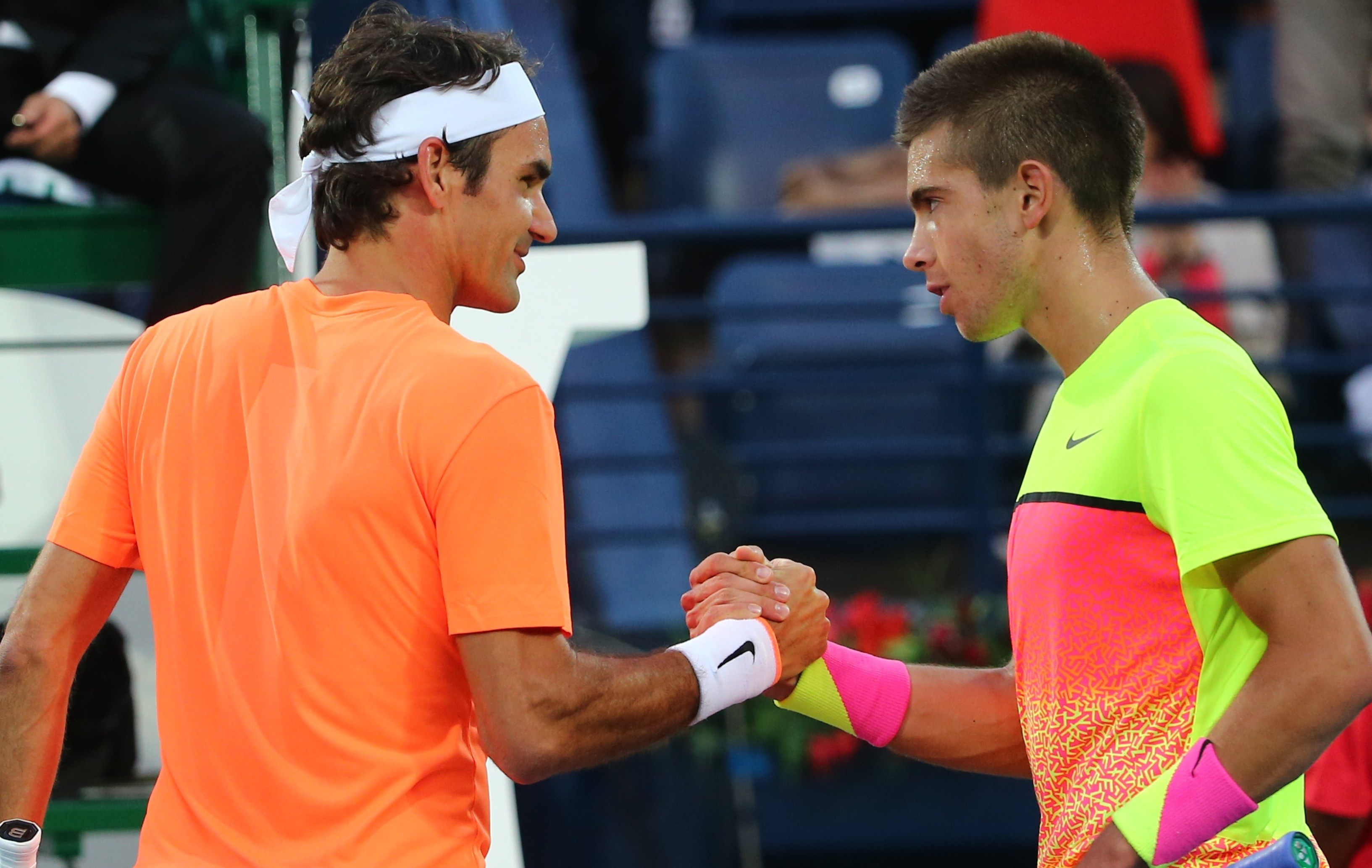 Tennis : ATP - Federer donne la le�on, Djokovic a souffert