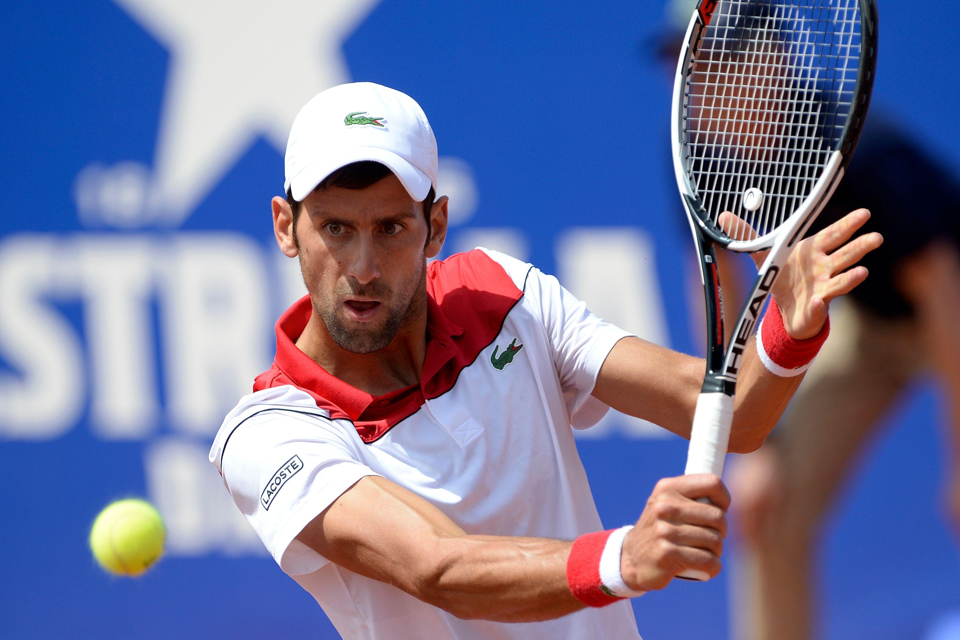 Tennis - ATP - La (lourde) rechute de Djokovic sur la route de Roland-Garros
