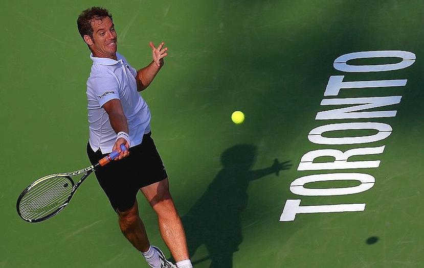 Tennis : ATP - La revanche de Gasquet