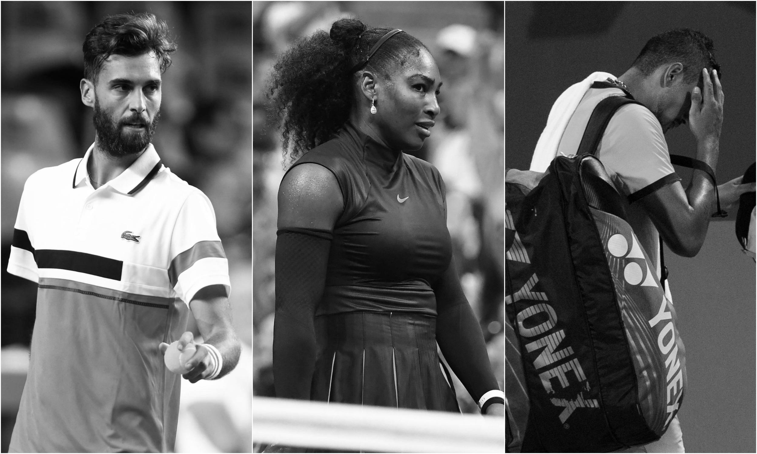 Tennis - ATP - Nadal, Bleus, Serena: les flops de 2016