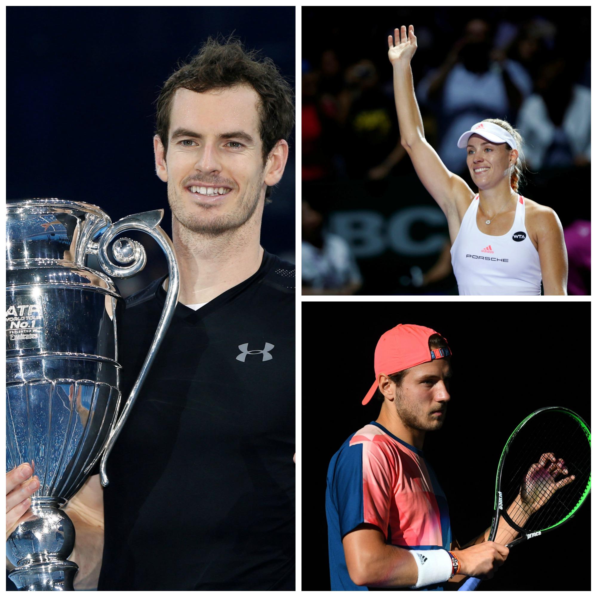 Tennis : ATP - Les surprises d?une année 2016 renversante