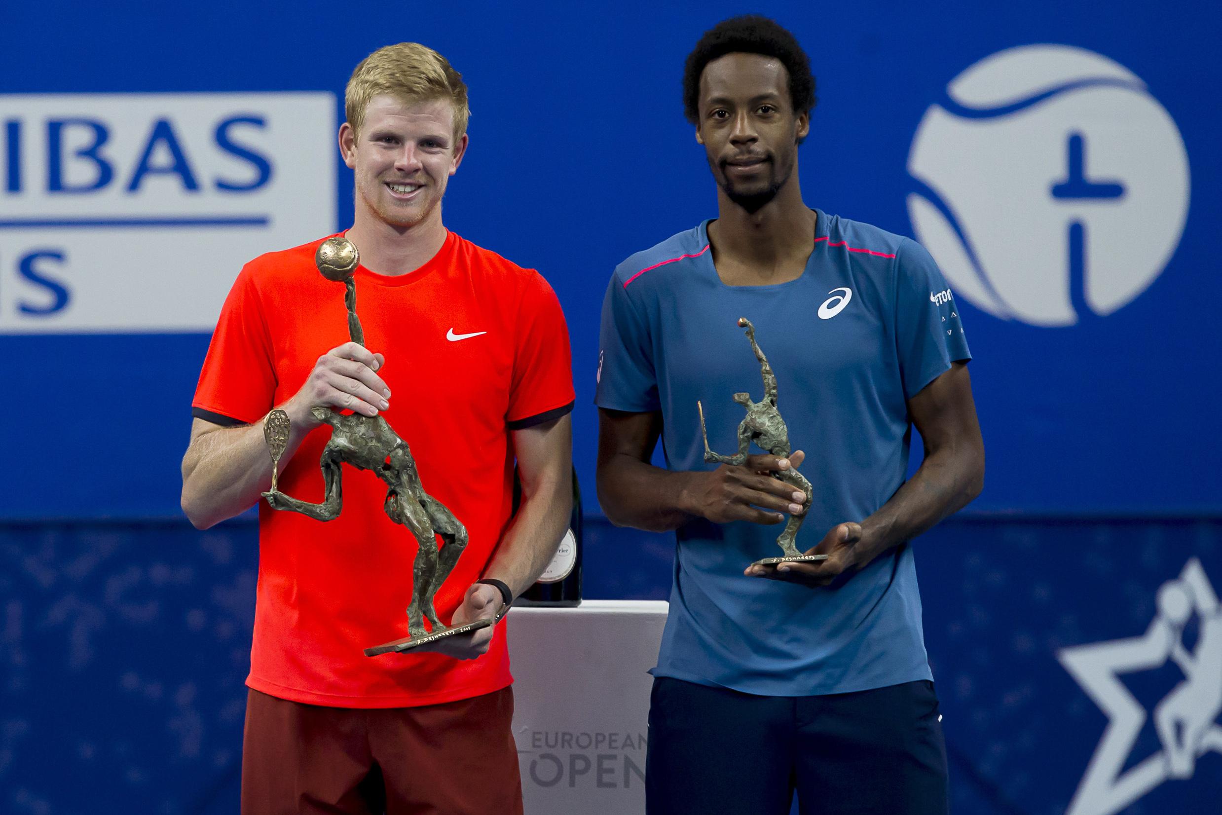 Tennis - ATP - Mannarino et Monfils battus, l'embellie bleue stoppée en finale