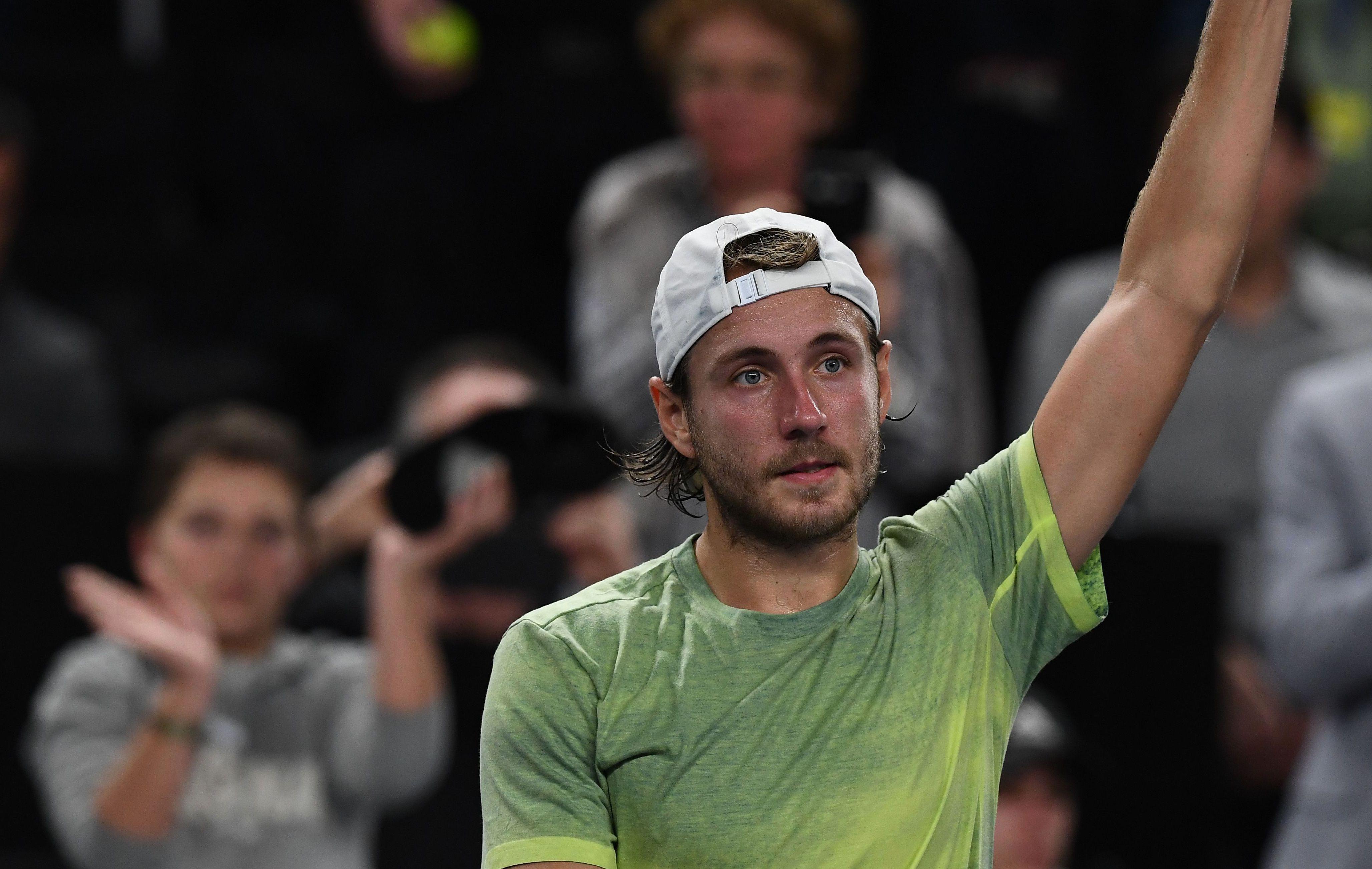 Tennis - ATP - Marseille : Pouille s'offre une nouvelle finale dans un tournoi français