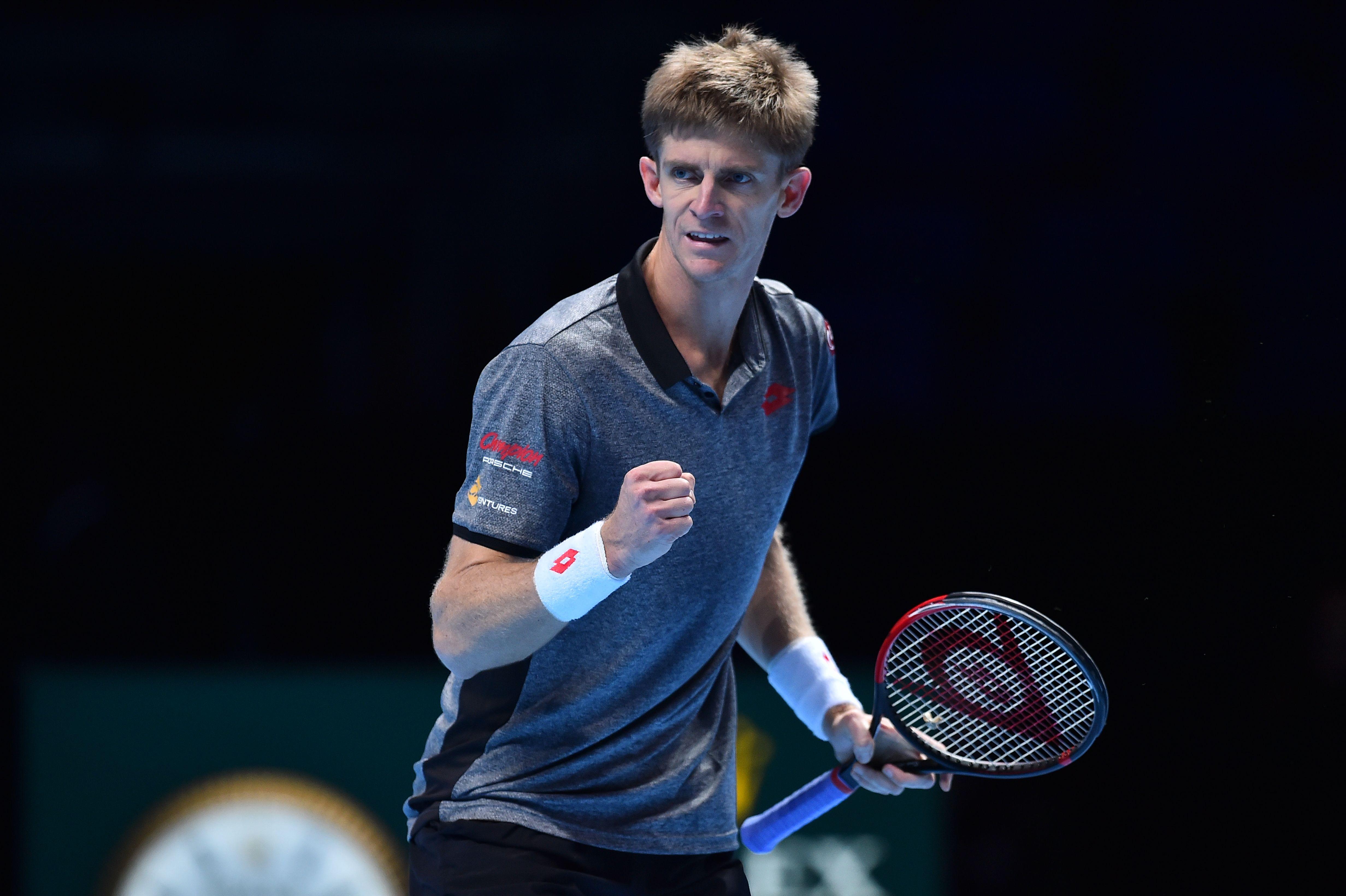 Tennis - ATP - Masters : Anderson aux portes des demi-finales, Federer sous pression