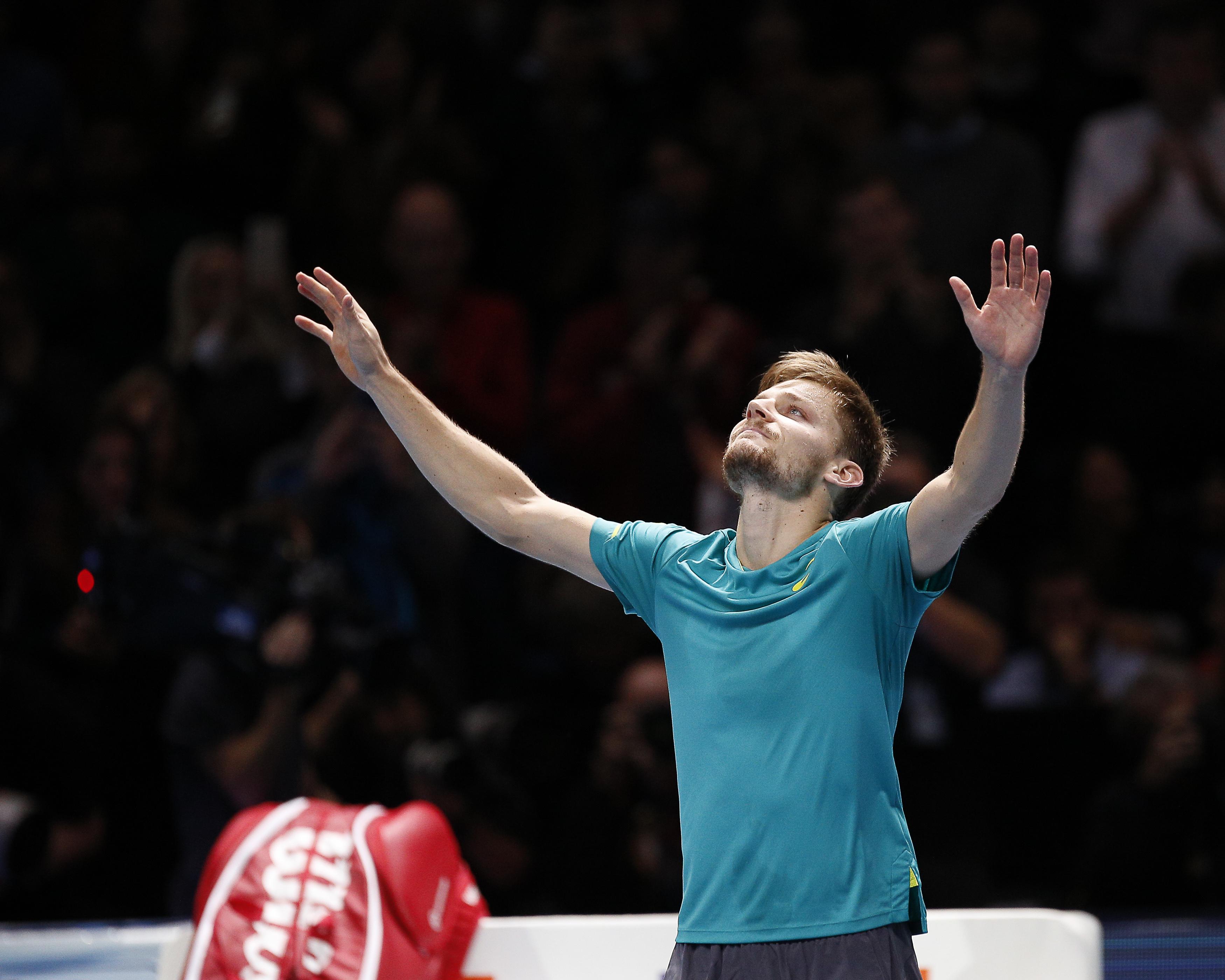 Tennis - ATP -  Masters : David Goffin, comme dans un rêve…