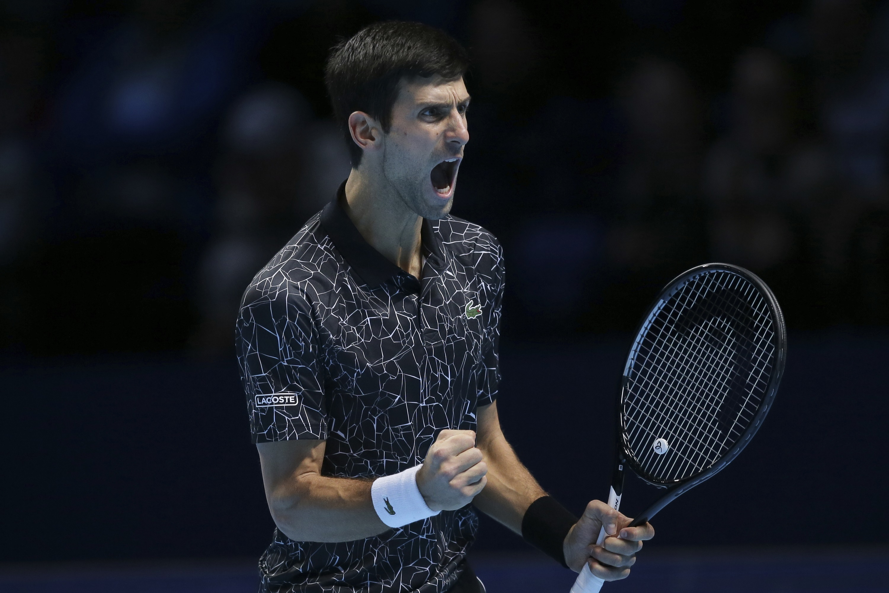 Tennis - ATP - Masters : Djokovic attaque fort face à Isner