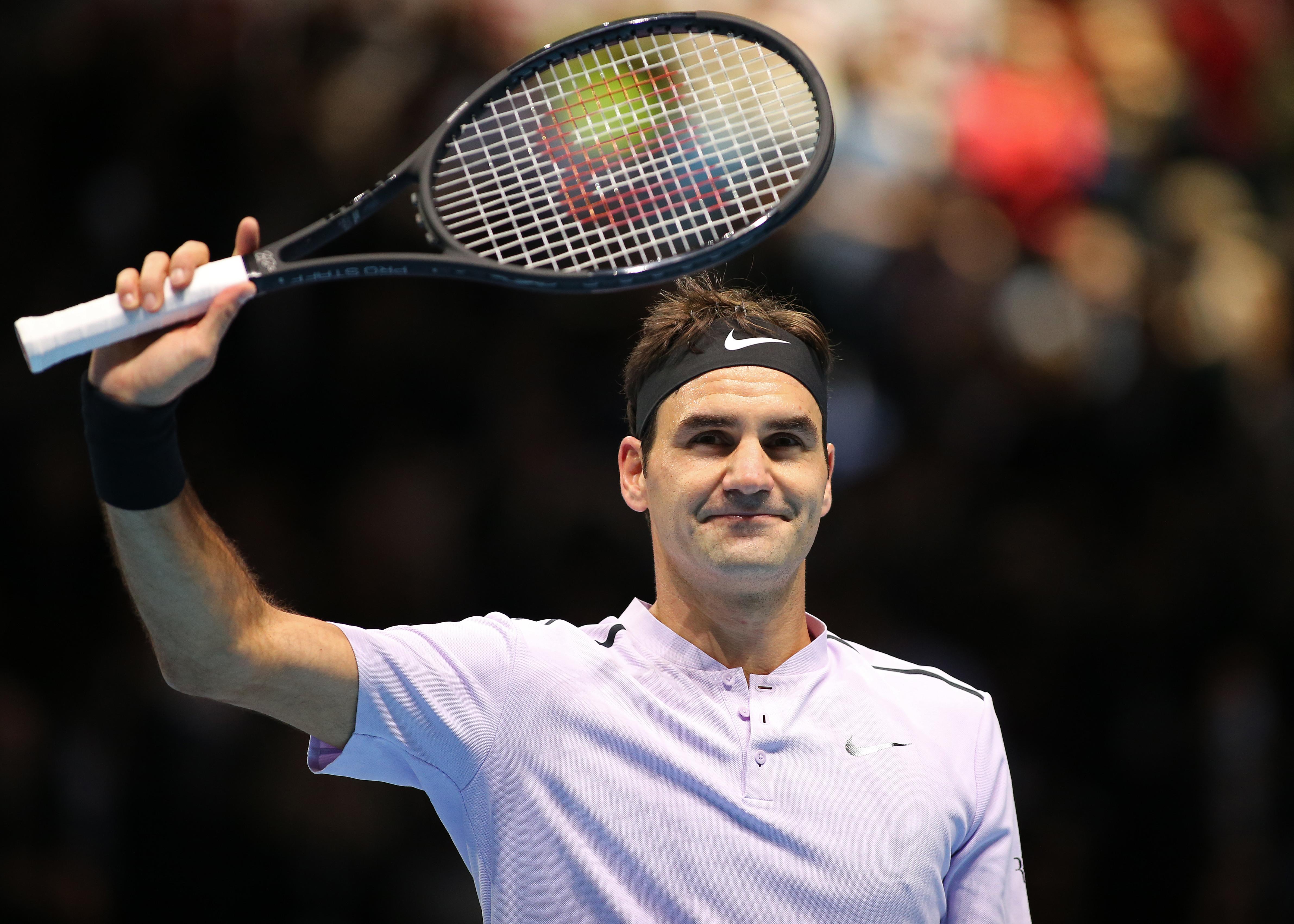 Tennis - ATP - Masters : Federer sur la voie royale
