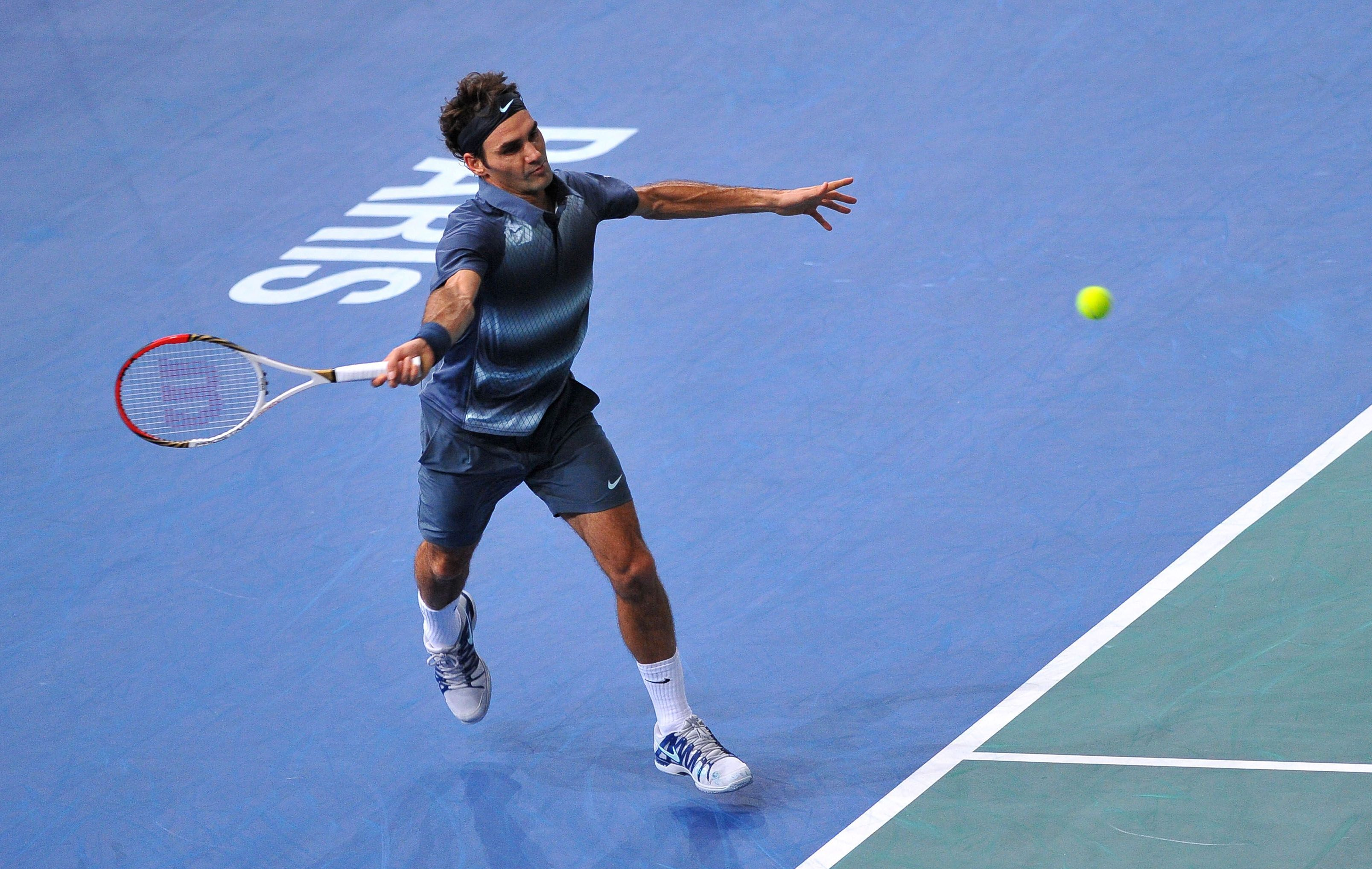 Tennis - ATP - Menu fran�ais pour Federer et Murray