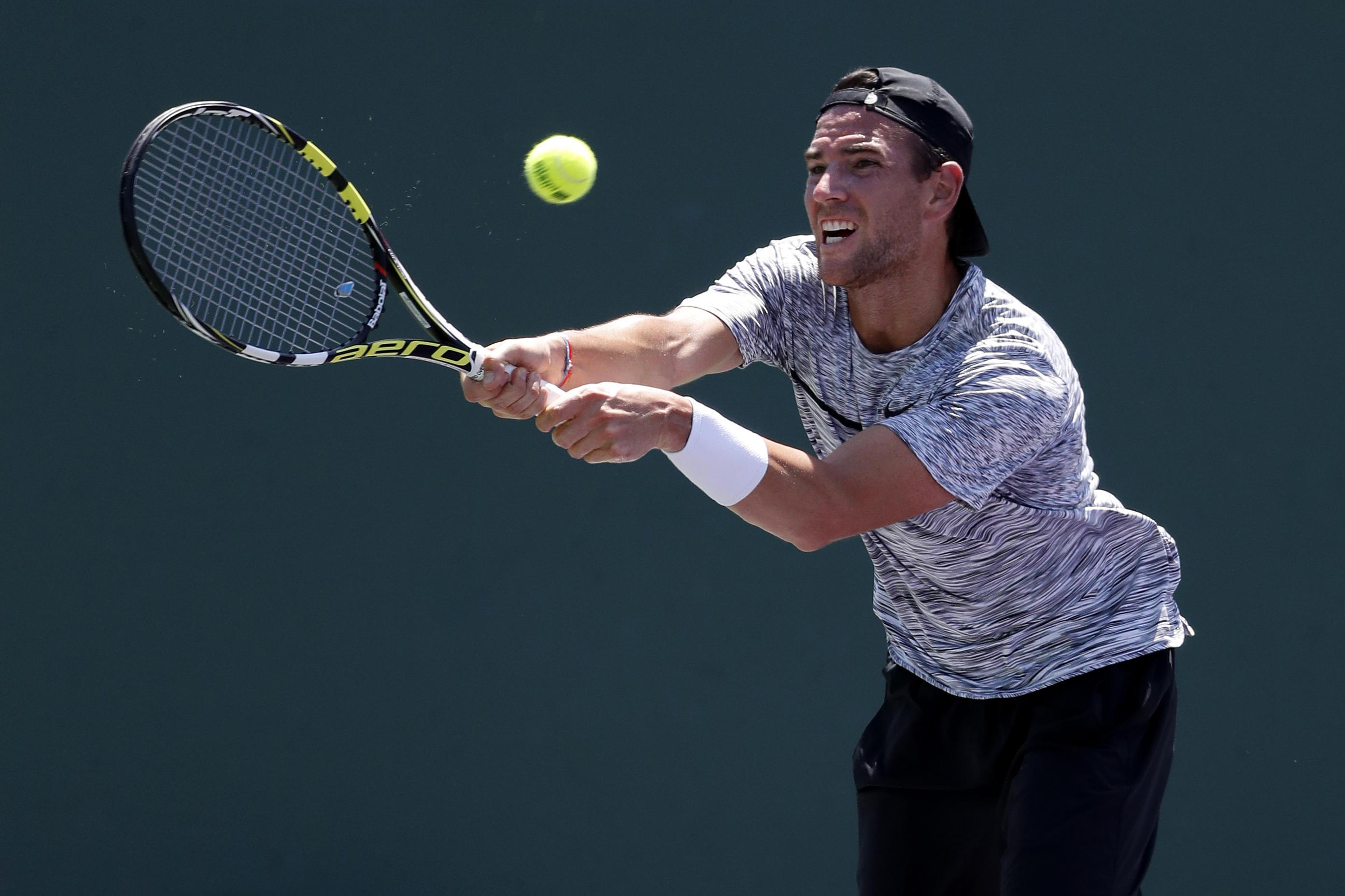 Tennis - ATP - Miami : Mannarino, ça devient costaud