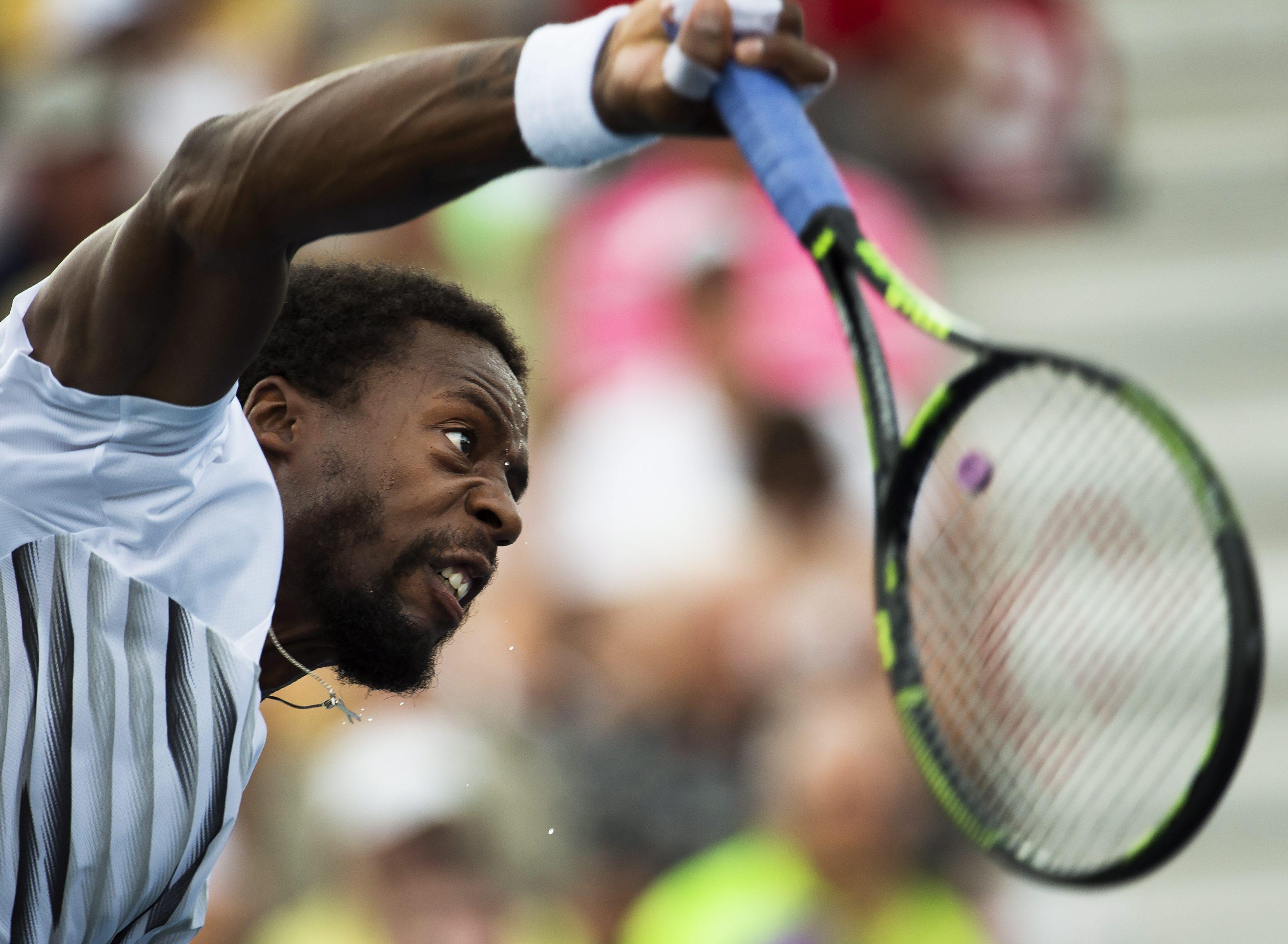 Tennis : ATP - Monfils-Goffin en DIRECT