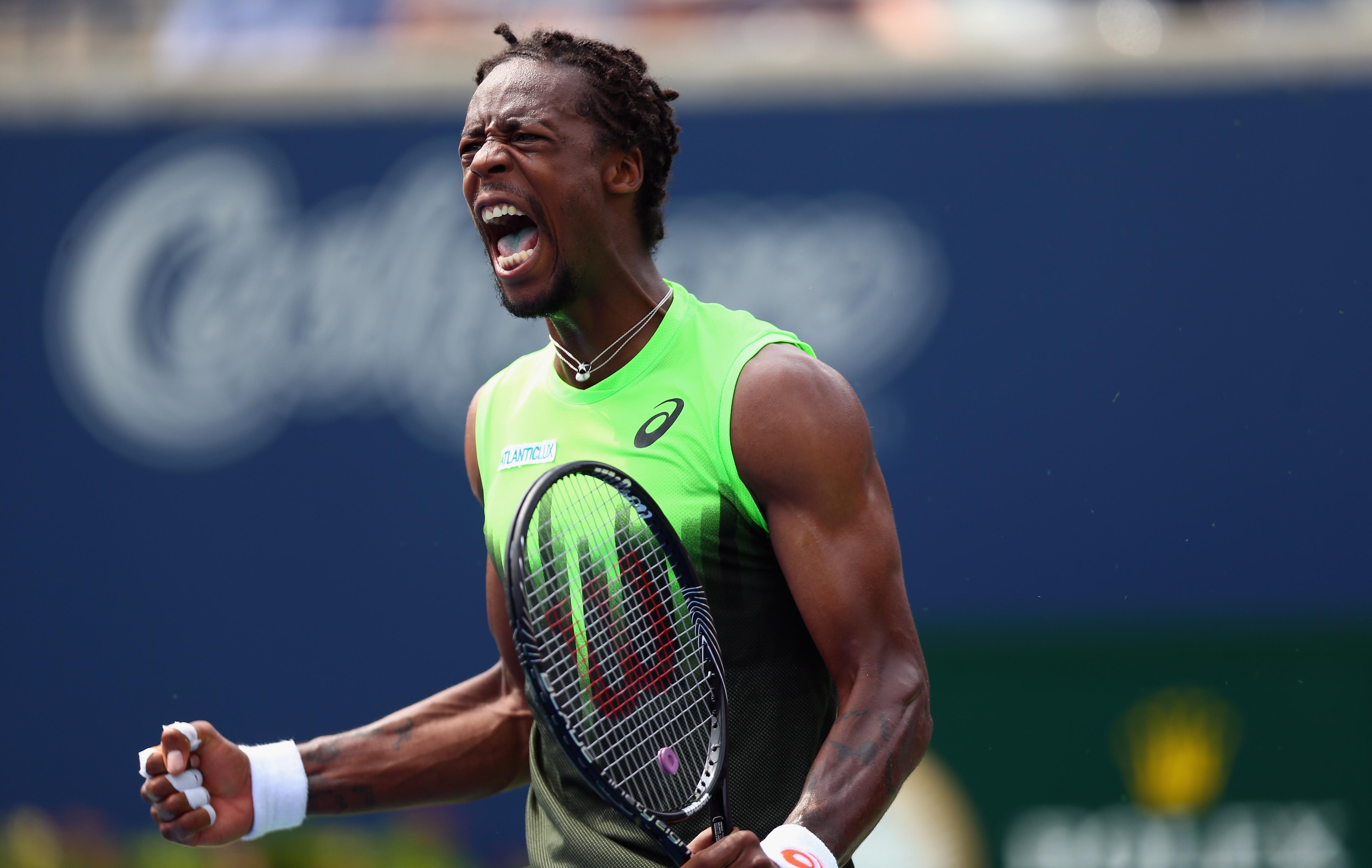 Tennis - ATP - Monfils se sort du pi�ge