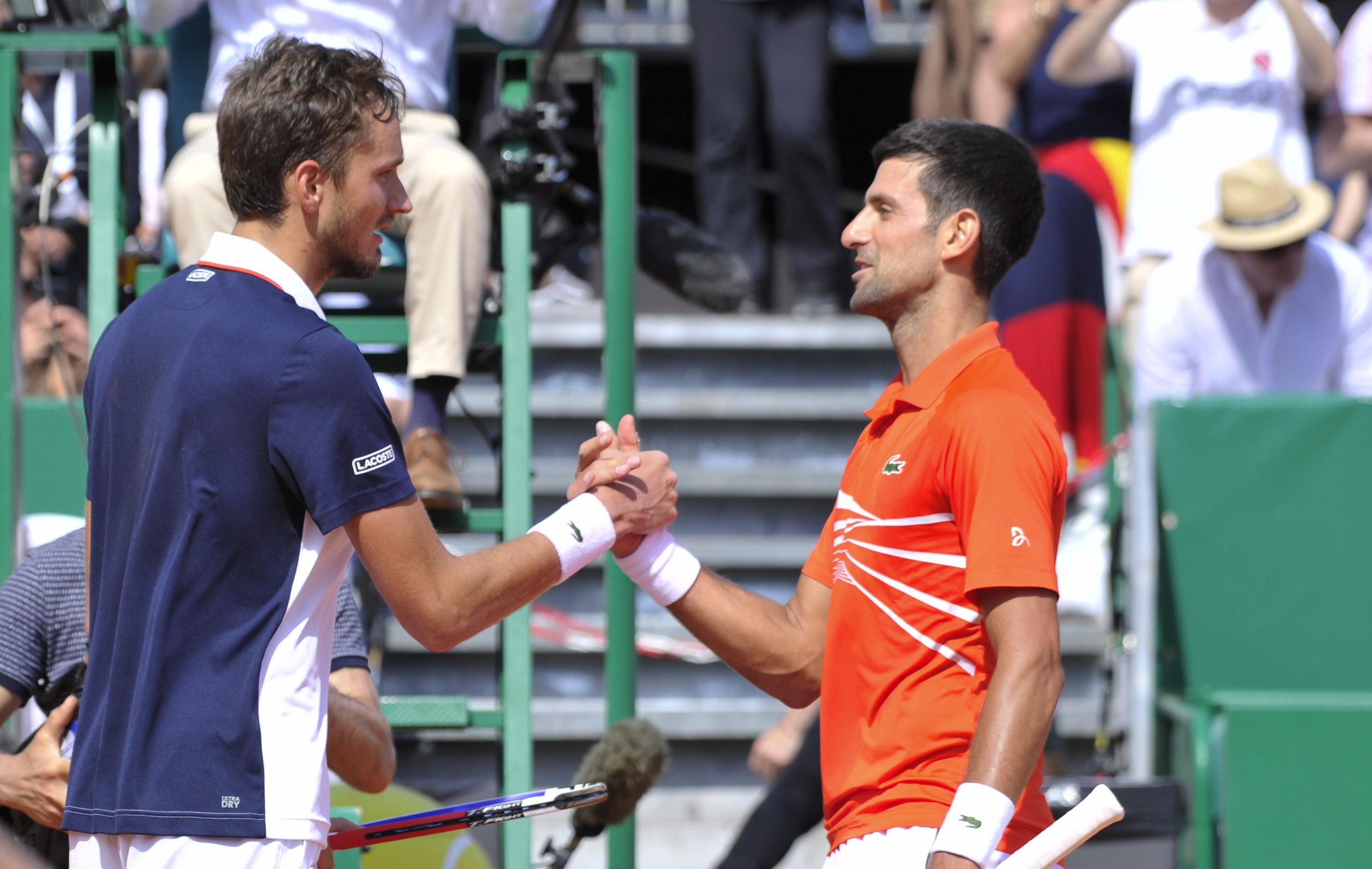 Tennis - ATP - Djokovic se veut rassurant : «En Grand Chelem, je joue mon meilleur tennis»