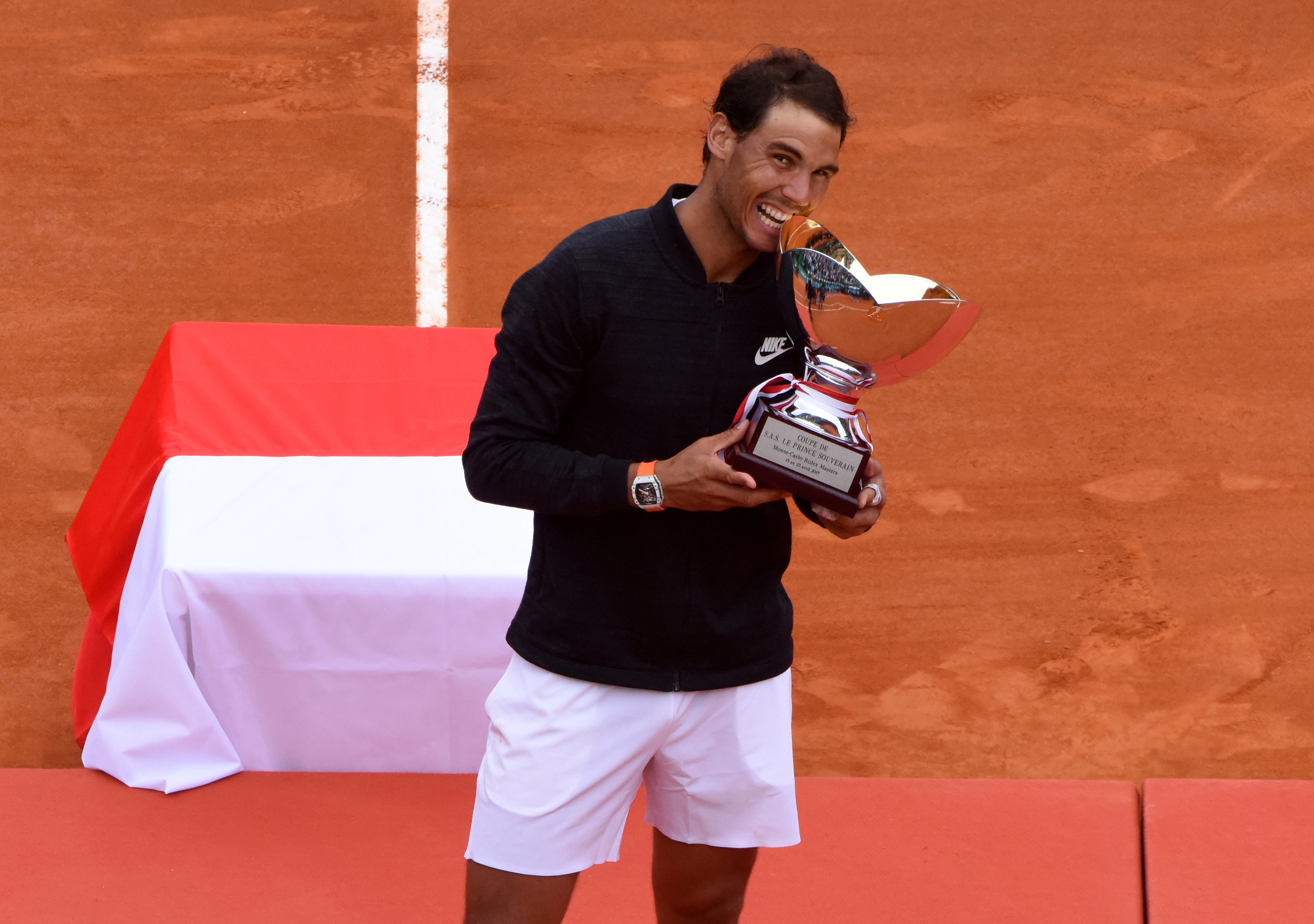 Monte-Carlo : Nadal s'offre la «decima» et marque les esprits avant Roland-Garros - ATP - Tennis