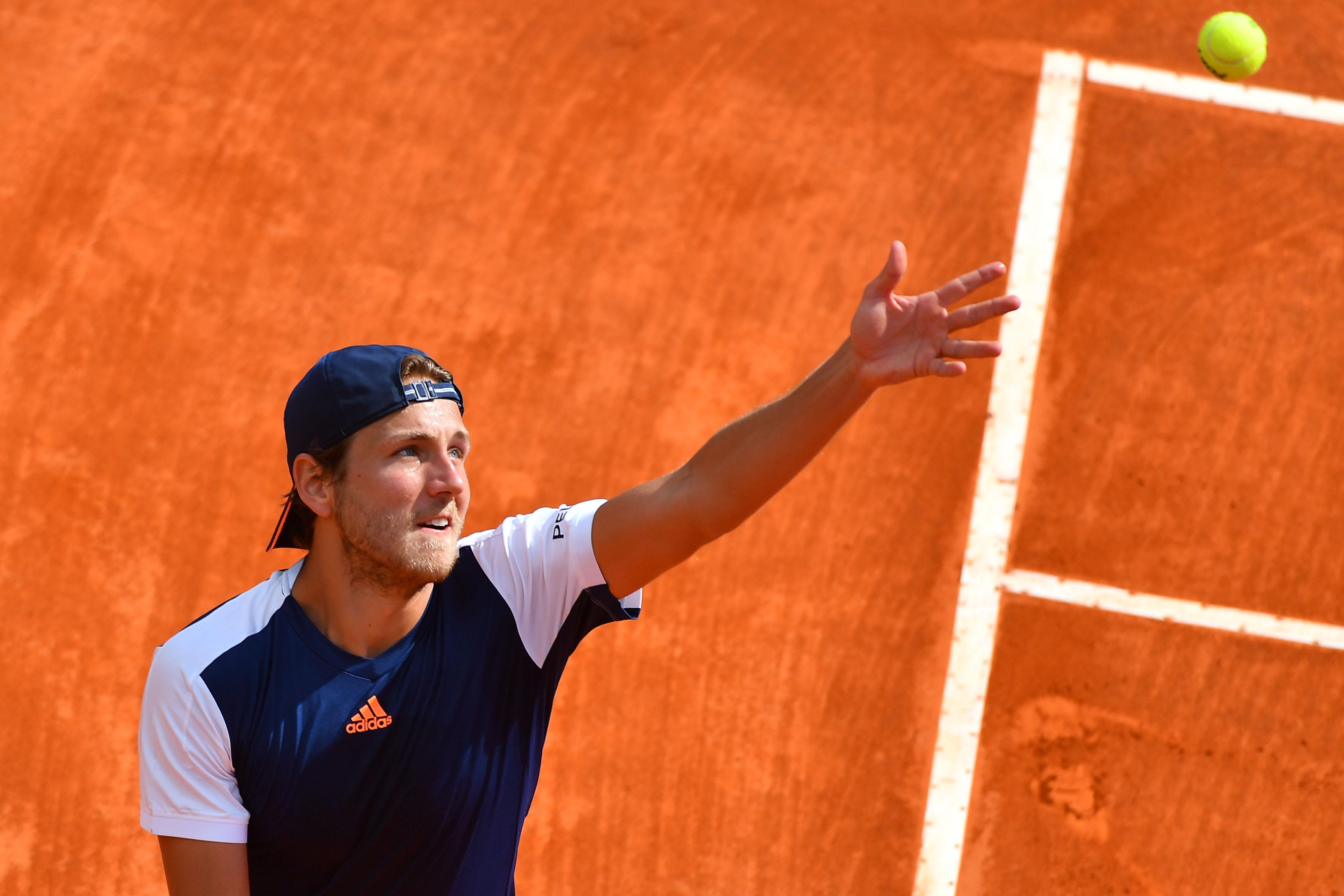 Tennis - ATP - Monte-Carlo : Pouille-Cuevas en direct