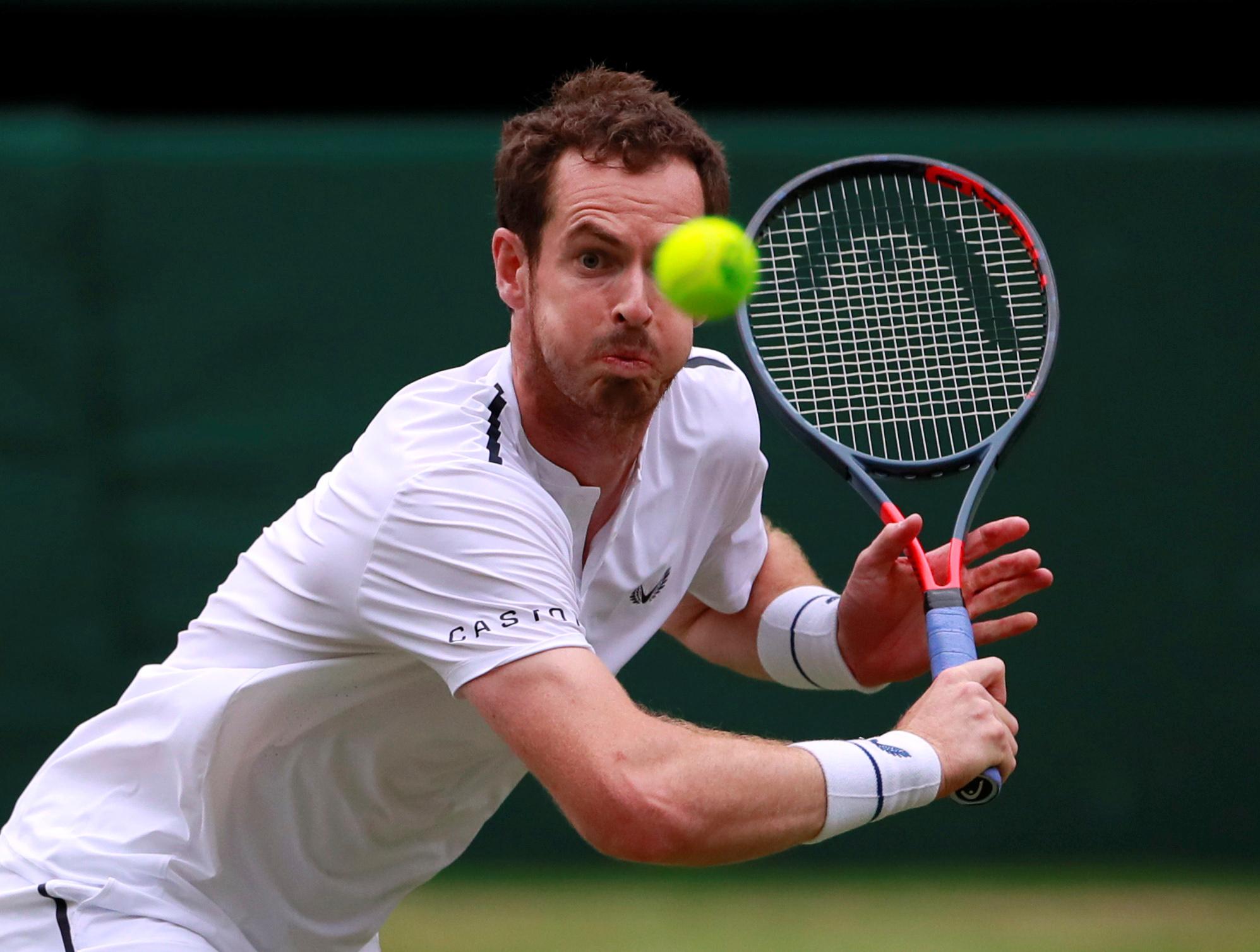 Tennis - ATP - Murray pourrait rejouer en simple à Cincinnati