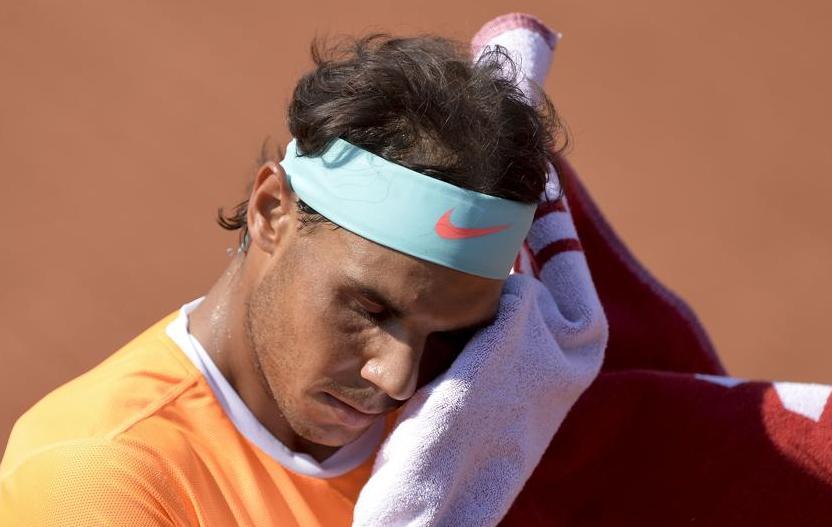 Tennis : ATP - Nadal, �a va mal...