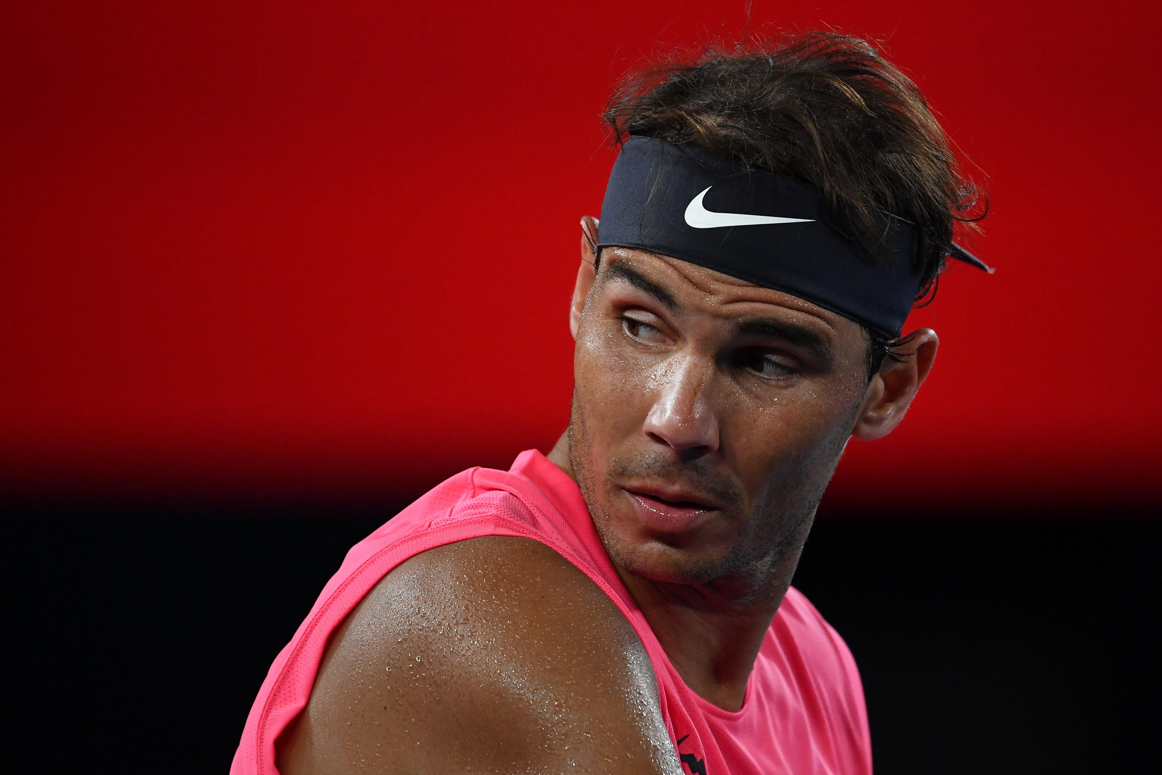 Tennis - ATP - Nadal doute de la tenue d'un «grand tournoi» à «proche ou moyen terme»