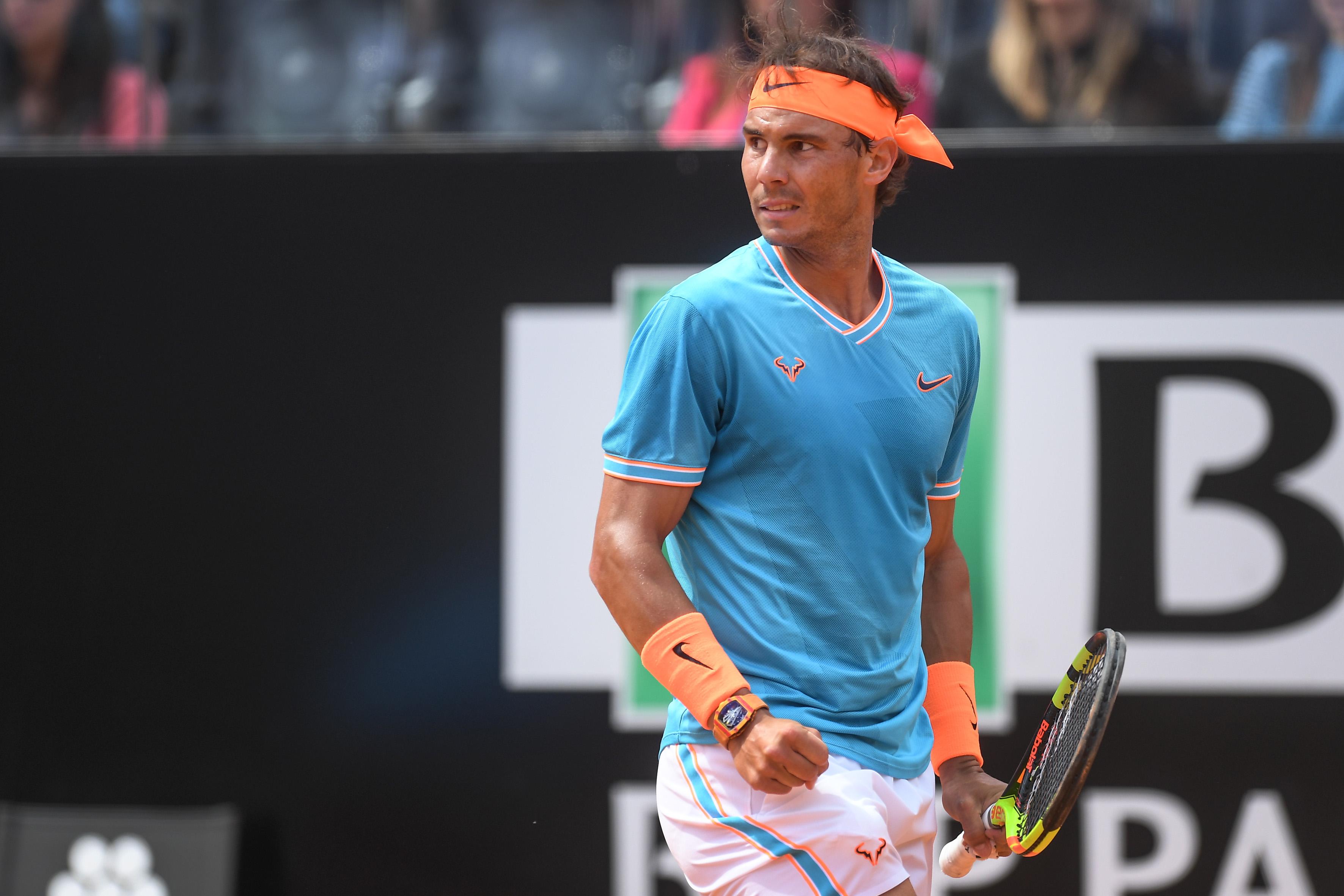 Tennis - ATP - Nadal : «Excité de jouer Stefanos Tsitsipas»