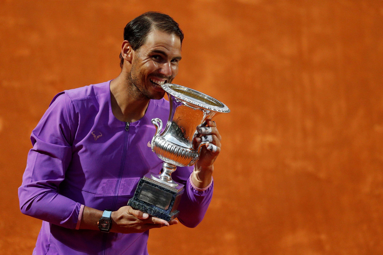 Tennis - ATP - Nadal : «J'ai vécu beaucoup de choses pendant cette semaine»