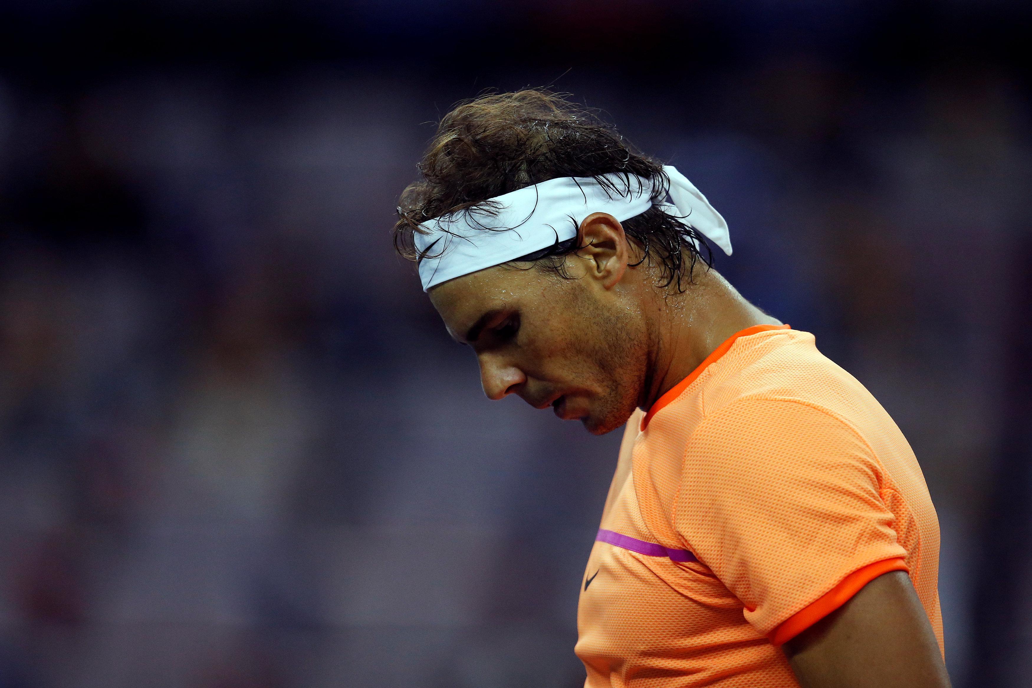 Tennis - ATP - A peine entré en lice, Nadal prend déjà la porte