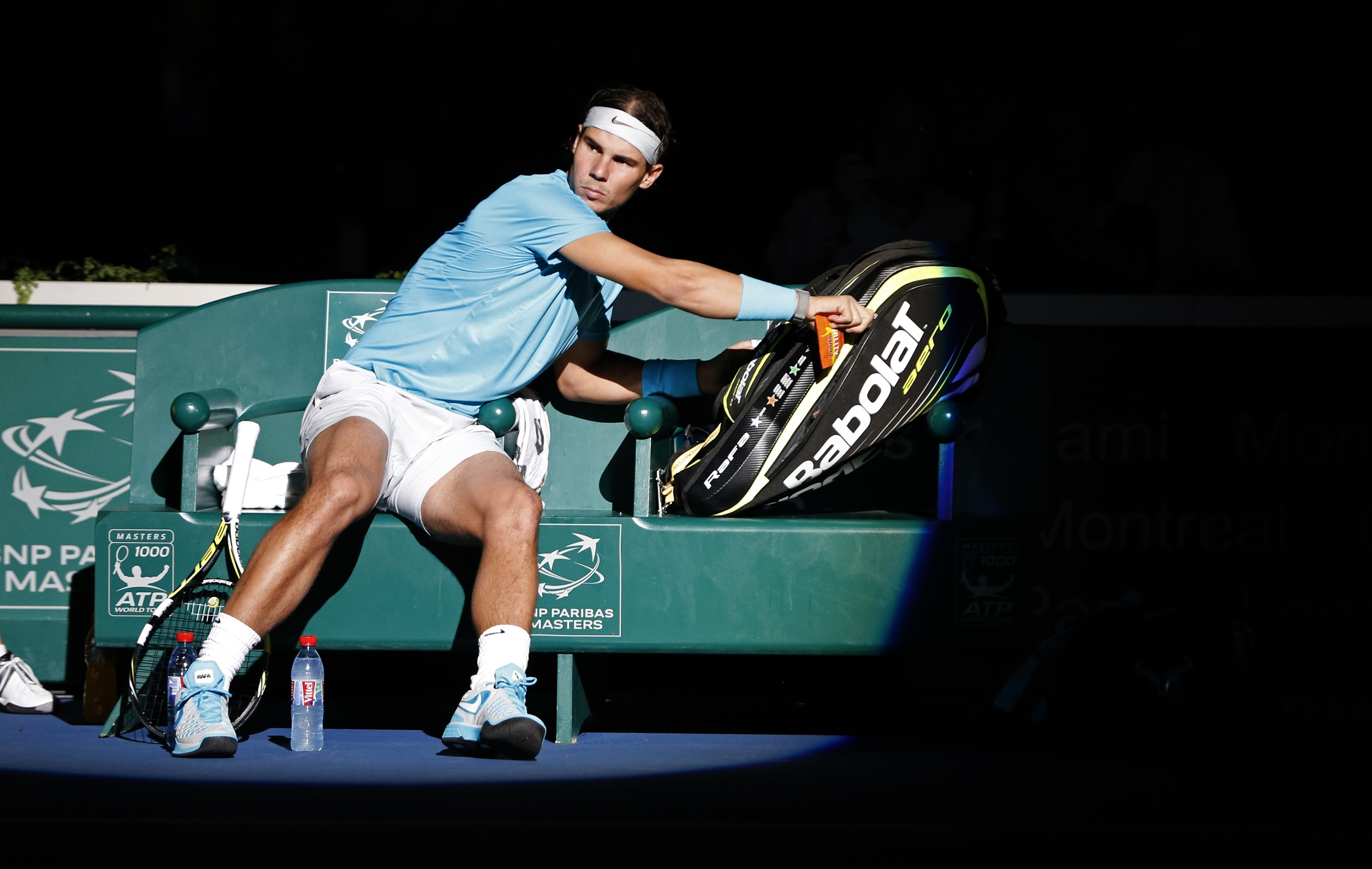 tennis atp nadal prefere zapper paris